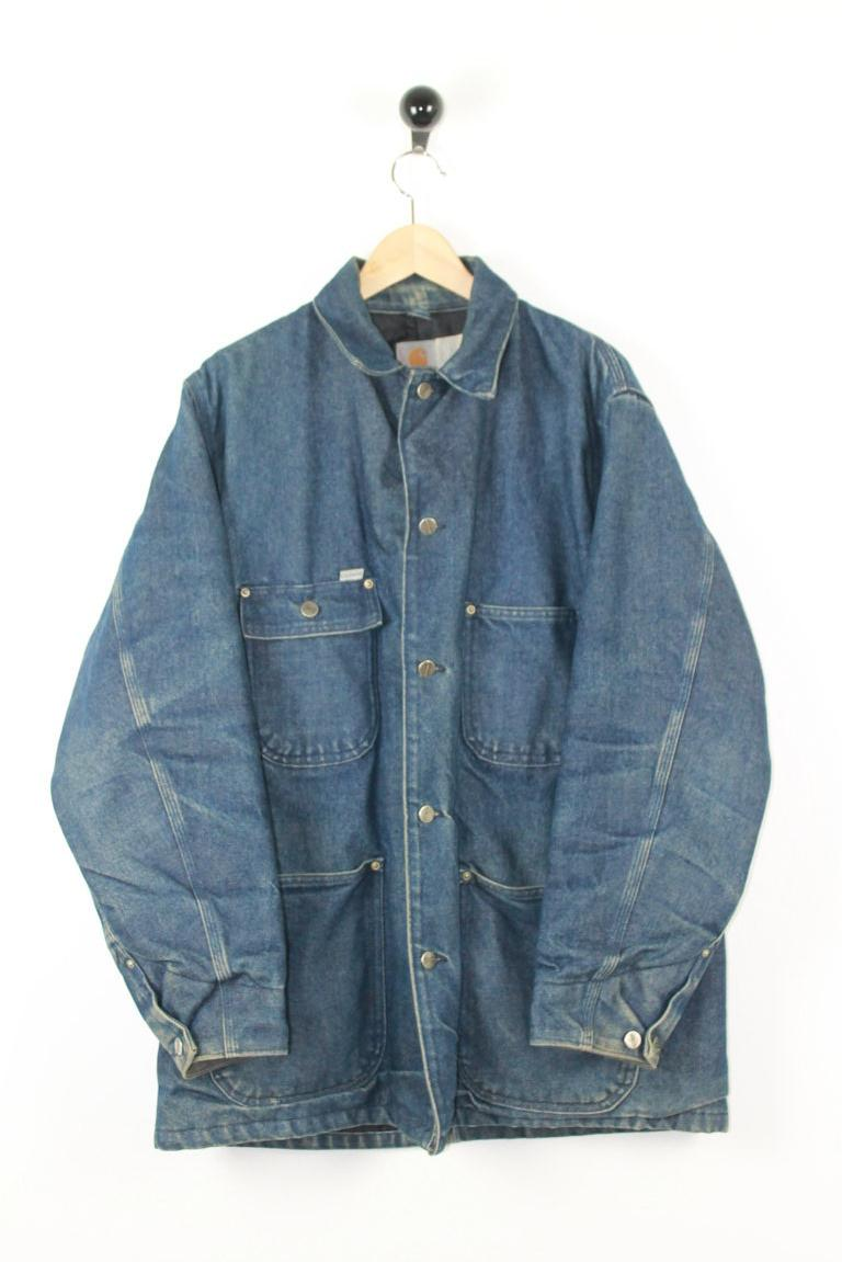 Carhartt - Giacca jeans imbottita