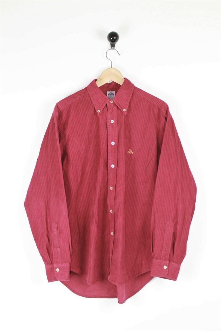 Camicia velluto millerighe unisex