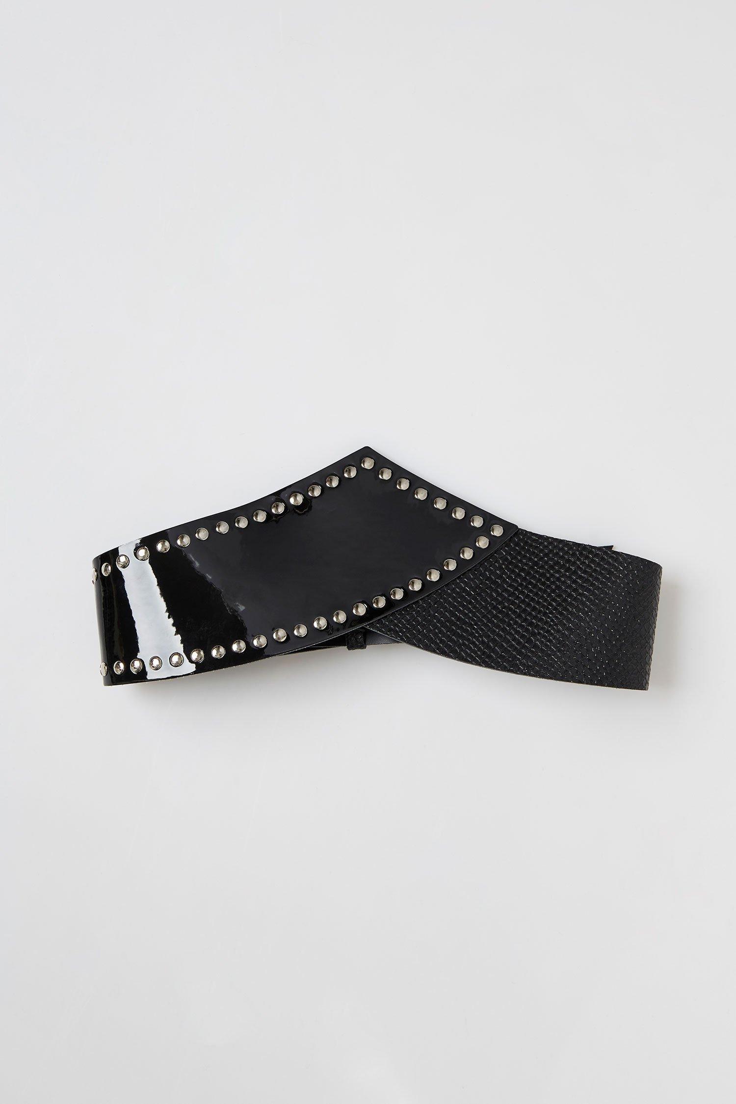 Cintura Texy nera Aniye By