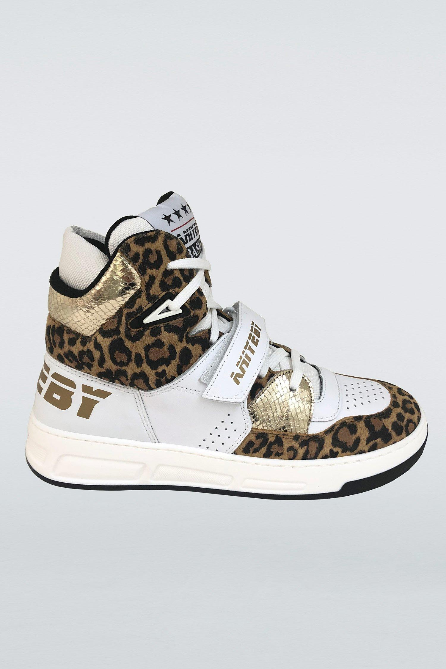 Sneakers basket leopard Aniye By