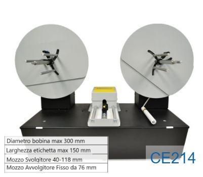 Conta etichetta - Modello CE214