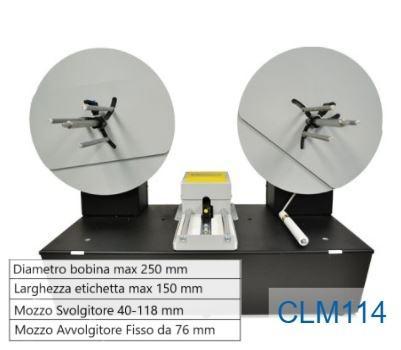 Conta etichetta con sensore etichette mancanti - Modello CLM114
