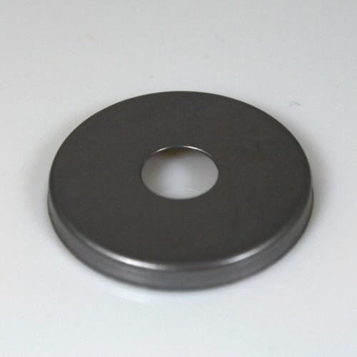Centratubo grezzo a dischetto Ø 35 mm con foro Ø 10 mm