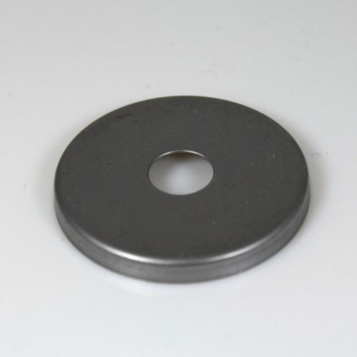 Centratubo grezzo a dischetto Ø 40 mm con foro Ø 10 mm