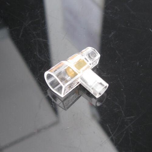 Morsetto elettrico isolato con serraggio a vite, sezione 4 mmq