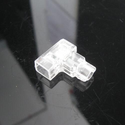 Morsetto elettrico isolato con serraggio indiretto a vite, sezione 2,5 mmq