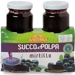 SUCCO POLPA MIRTILLO