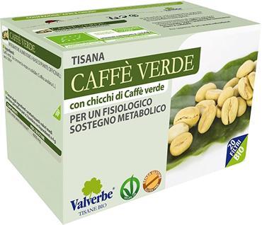 TISANA CAFFE VERDE