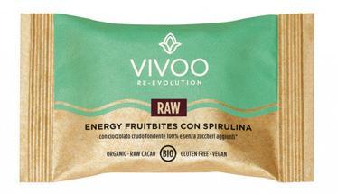 VIVOO ENERGY FRUIT BARRETTA CON SPIRULINA
