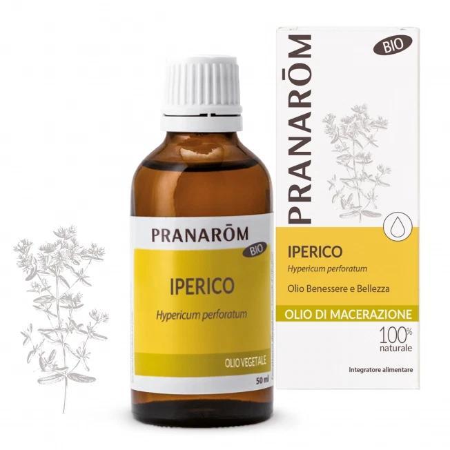 PRANAROM IPERICO OLIO VEGETALE