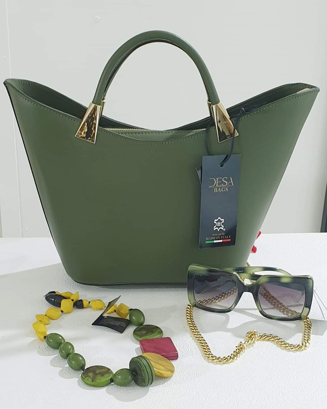 Bags and backpacks made in Italy