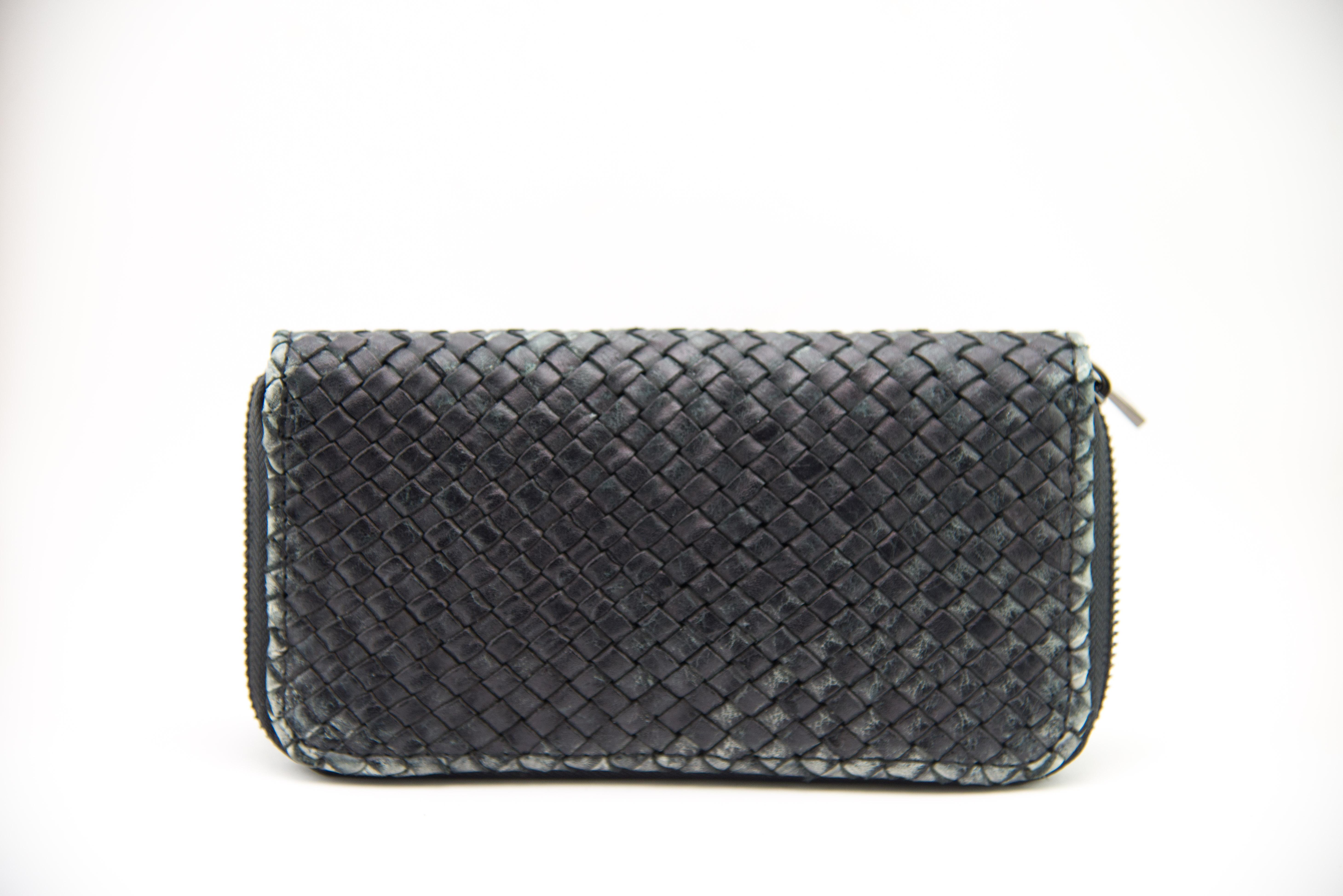 Leather wallets Made in Italy | Women's wallet online