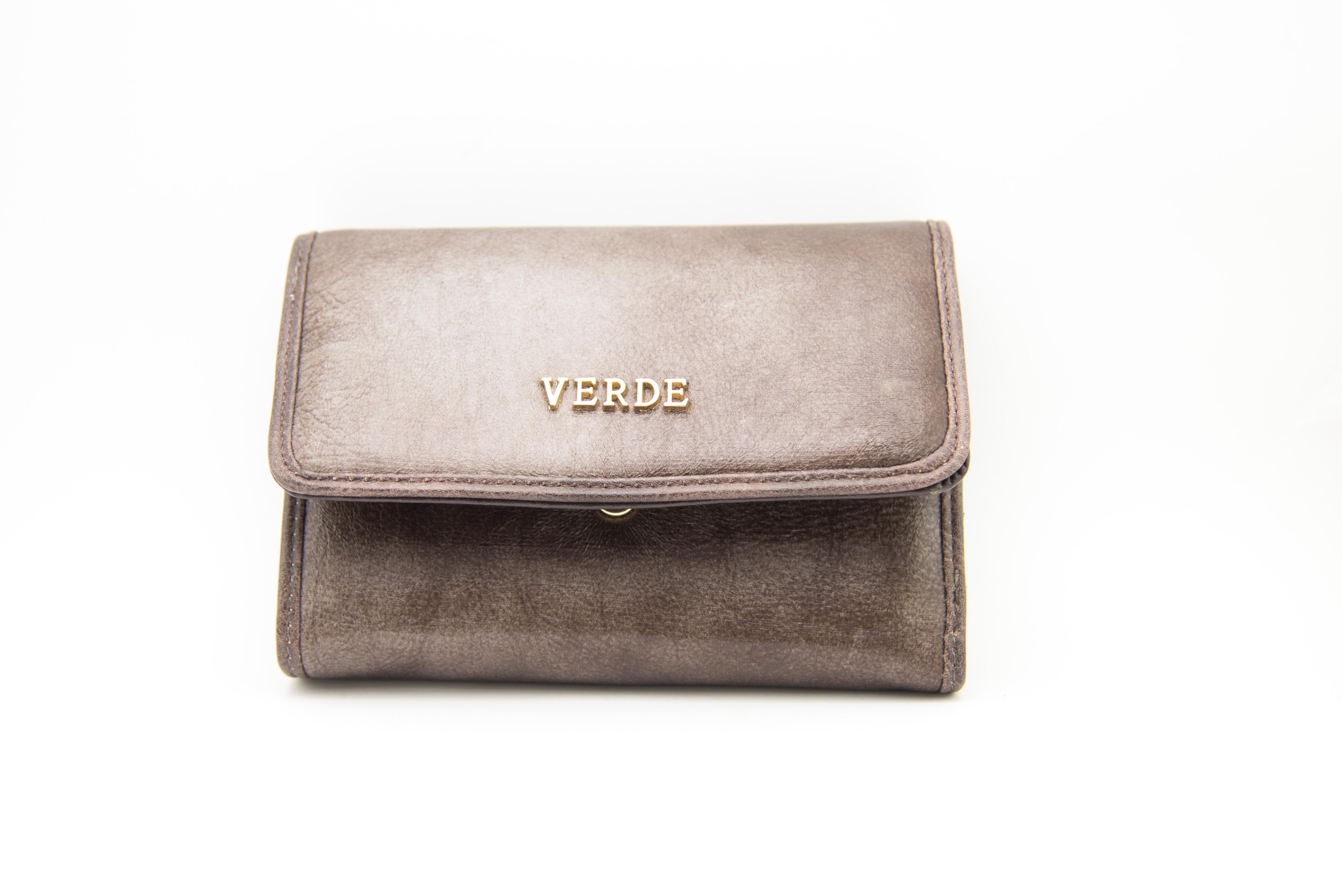 Vintage style brown wallet | Women's vintage wallets online