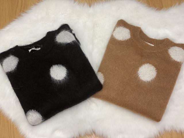 Pull Mohair Pois Vicolo