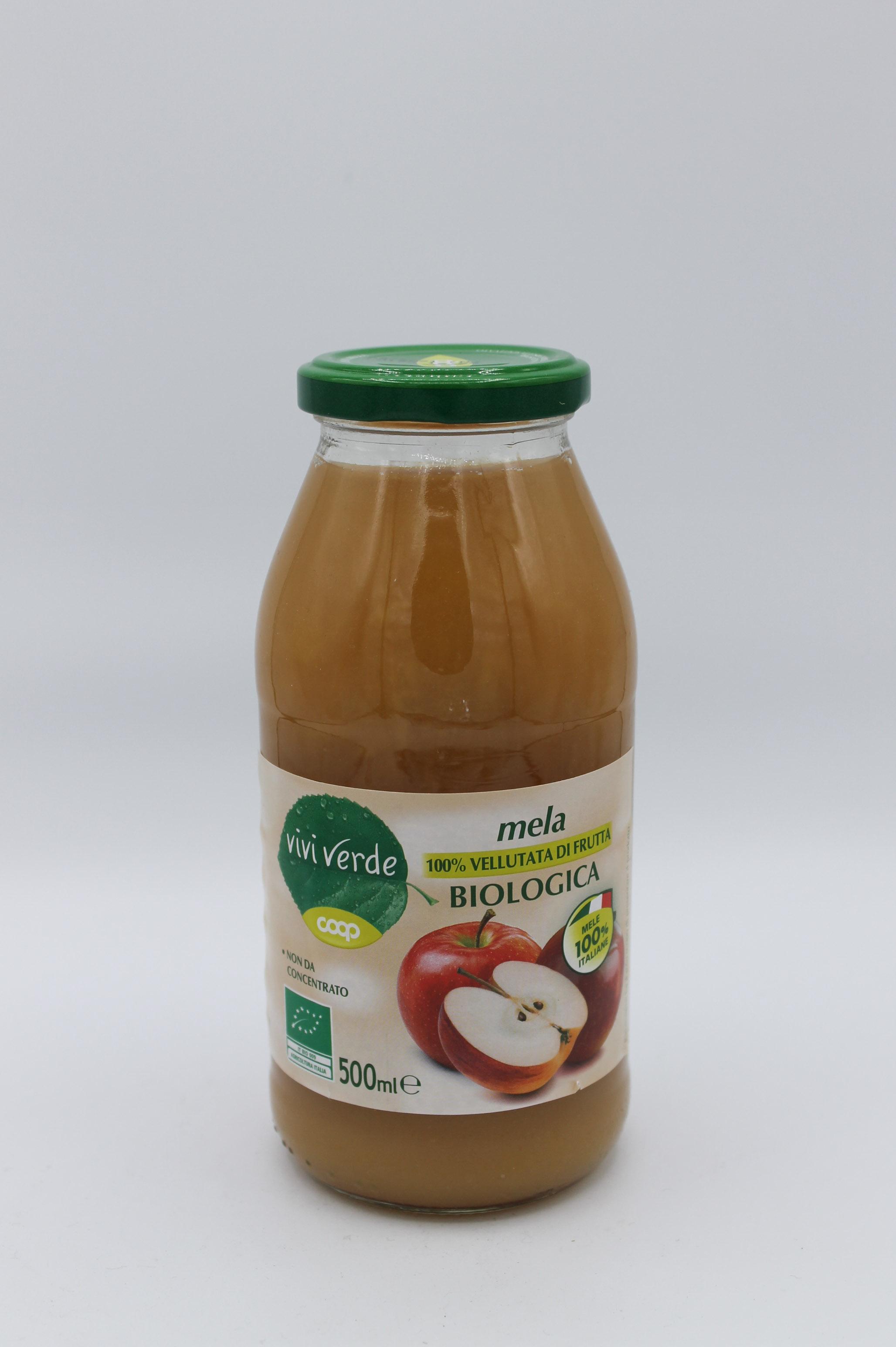 Coop viviverde succhi 500 ml vari gusti.