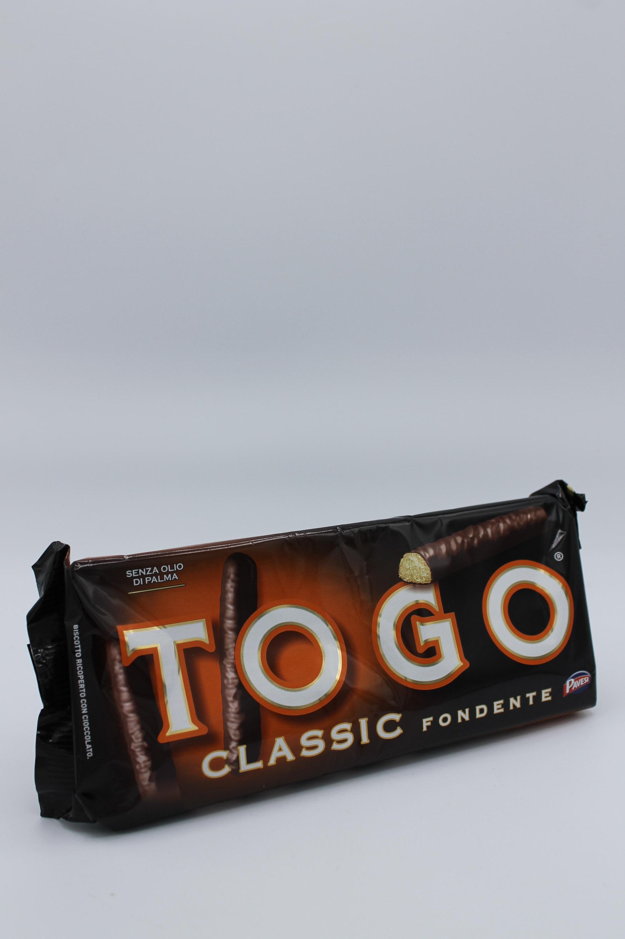 Pavesi togo classic 120 gr vari gusti.