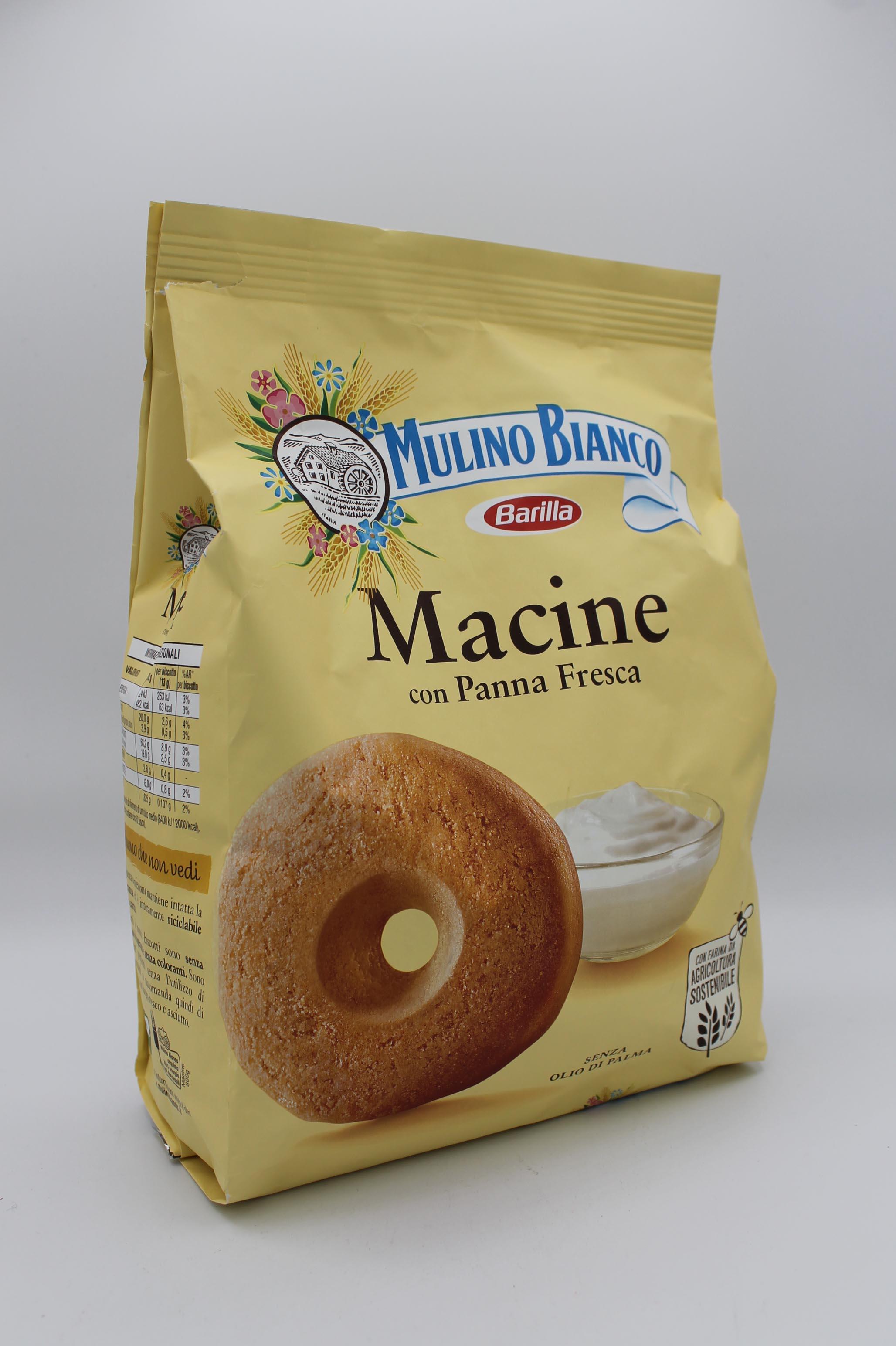 Barilla biscotti 800 gr vari gusti.
