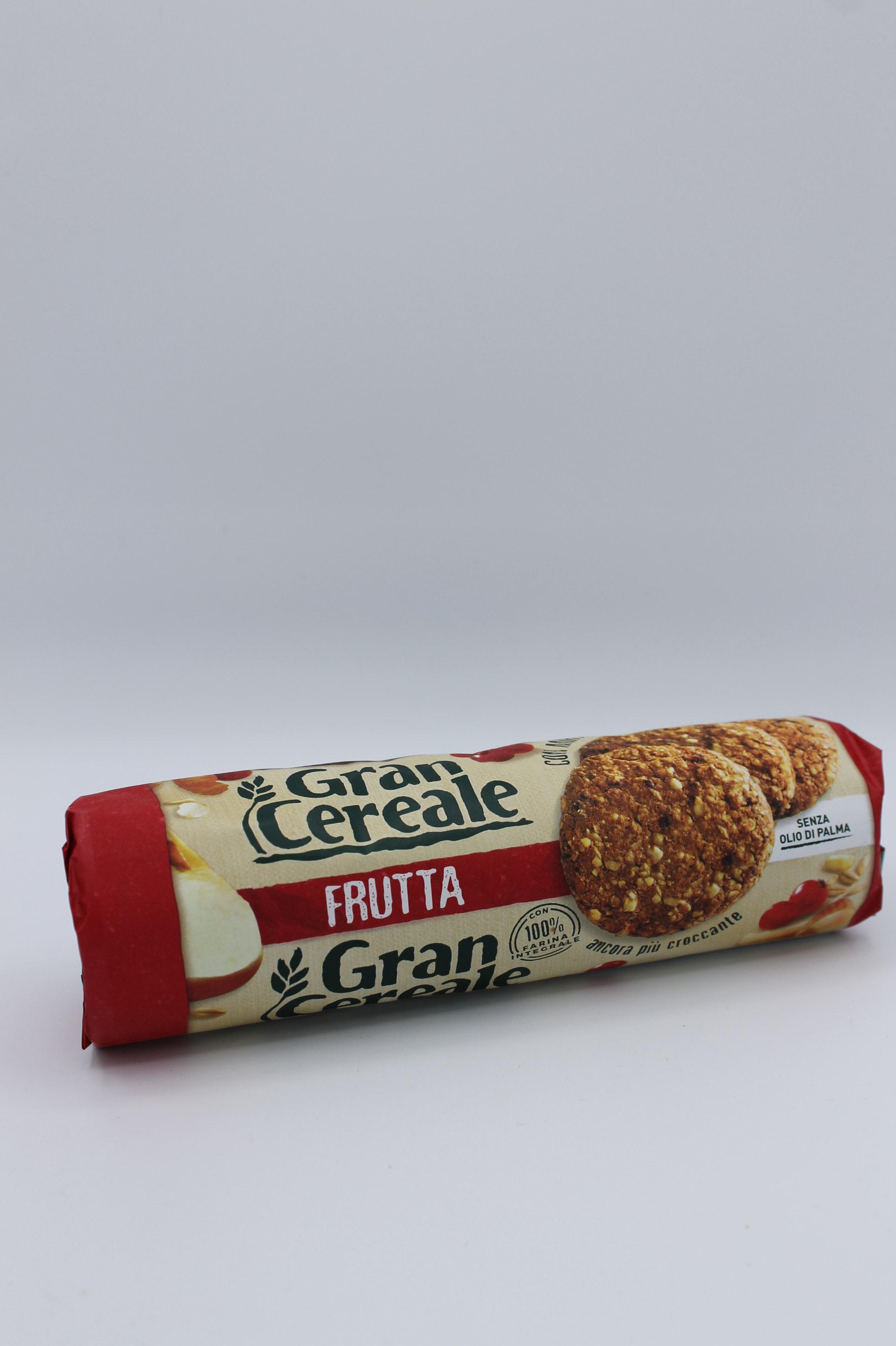 Mulino bianco biscotti gran cereale 250 gr vari gusti.