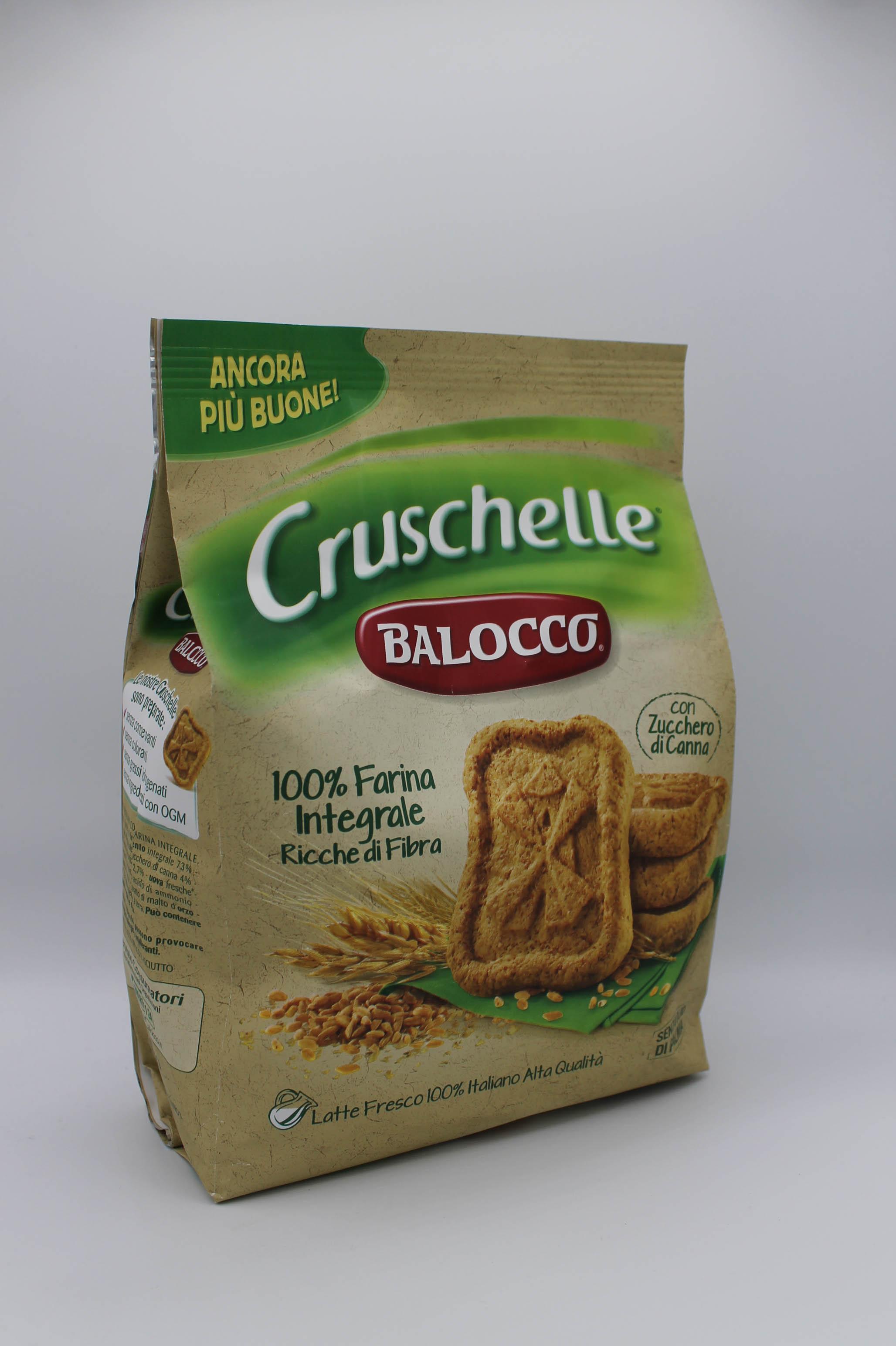 Balocco biscotti 700 gr vari gusti.