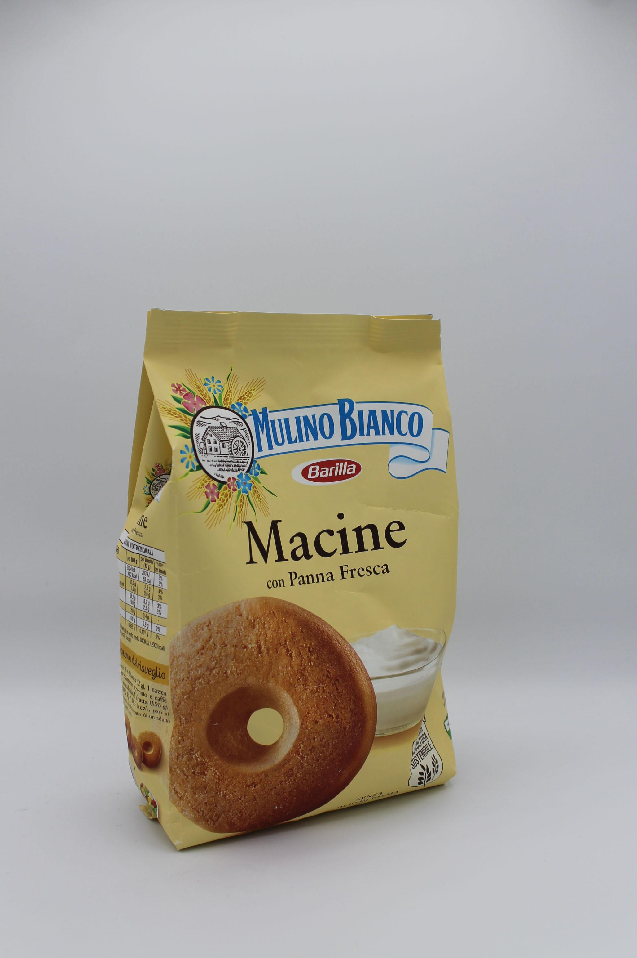 Mulino bianco biscotti barilla 350 gr vari gusti.