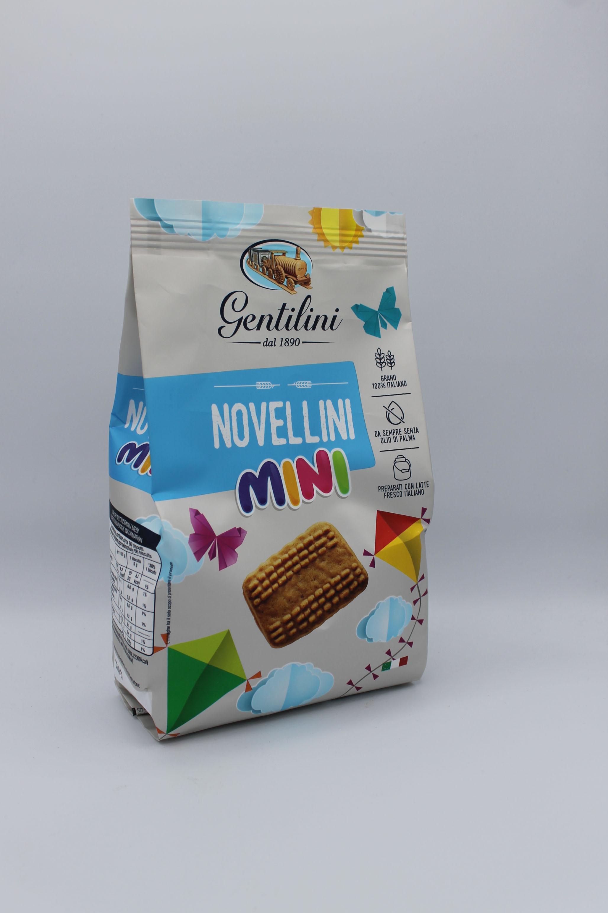Gentilini novellini/osvego mini 330 gr.