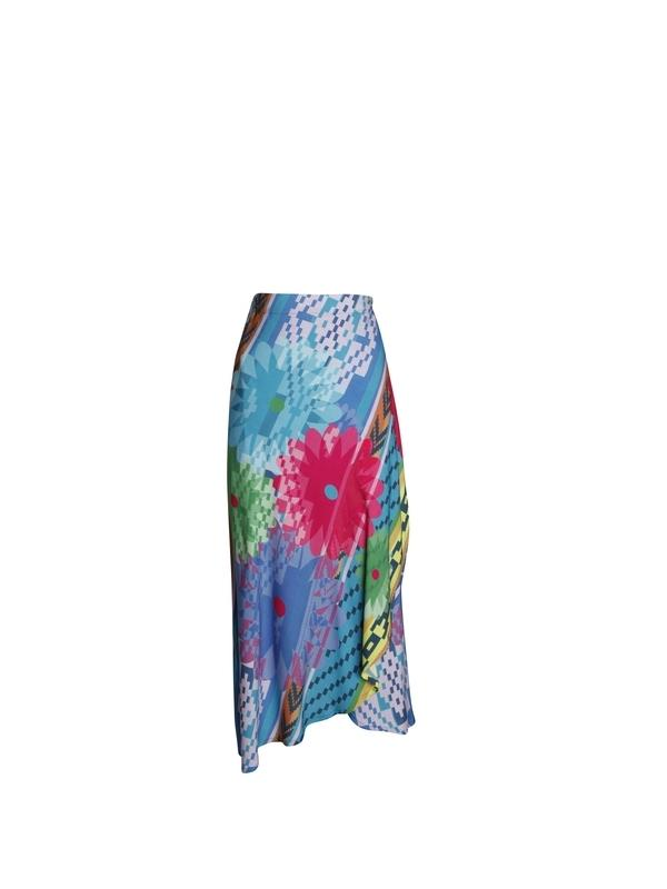Long skirt. Summer clothing online shop