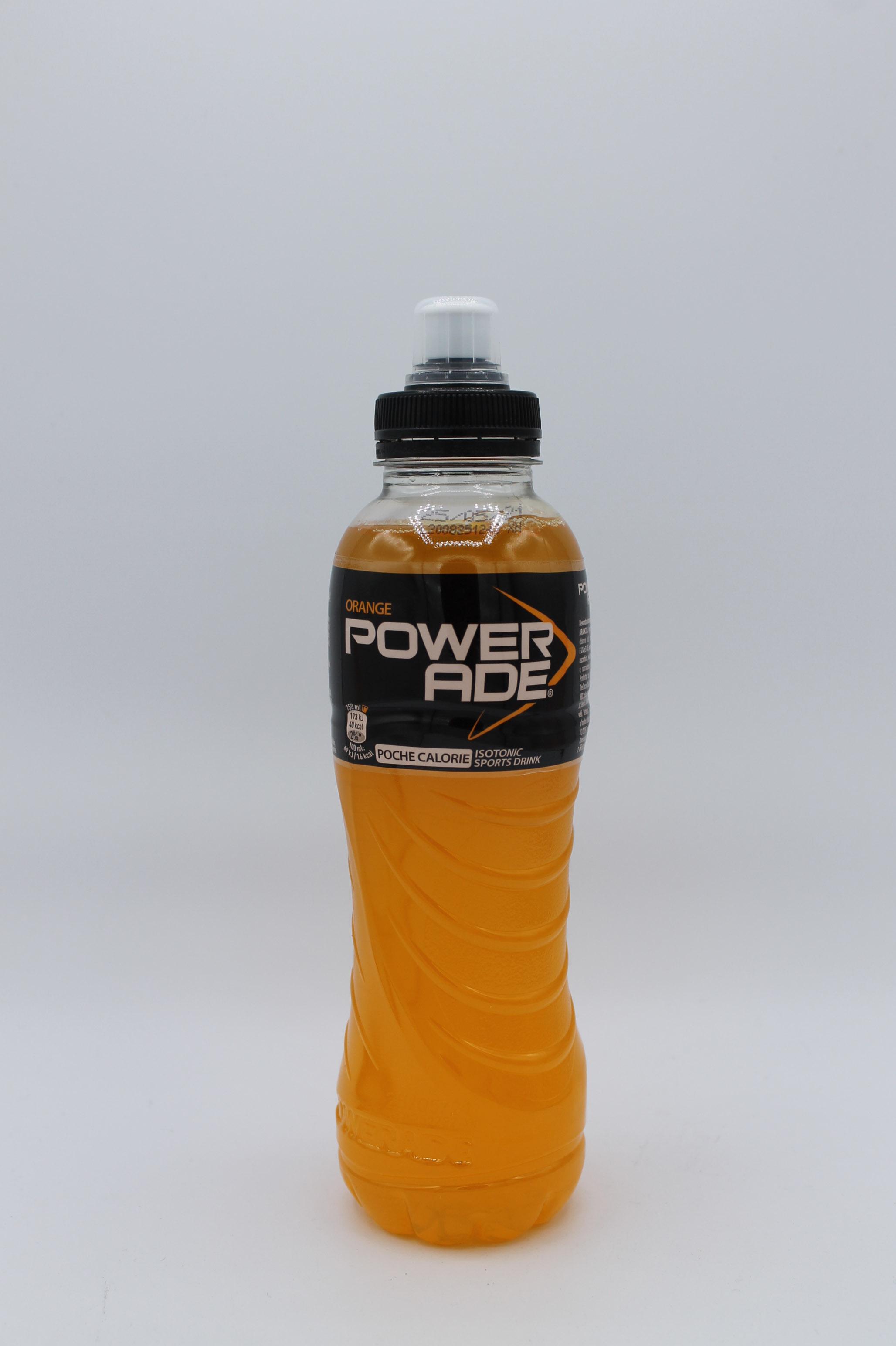Powerade integratore 500ml vari gusti.