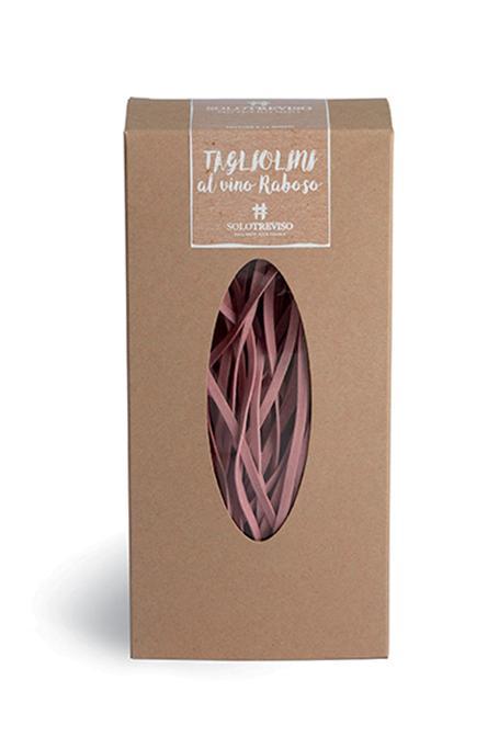 Tagliolini al vino raboso da 250 gr