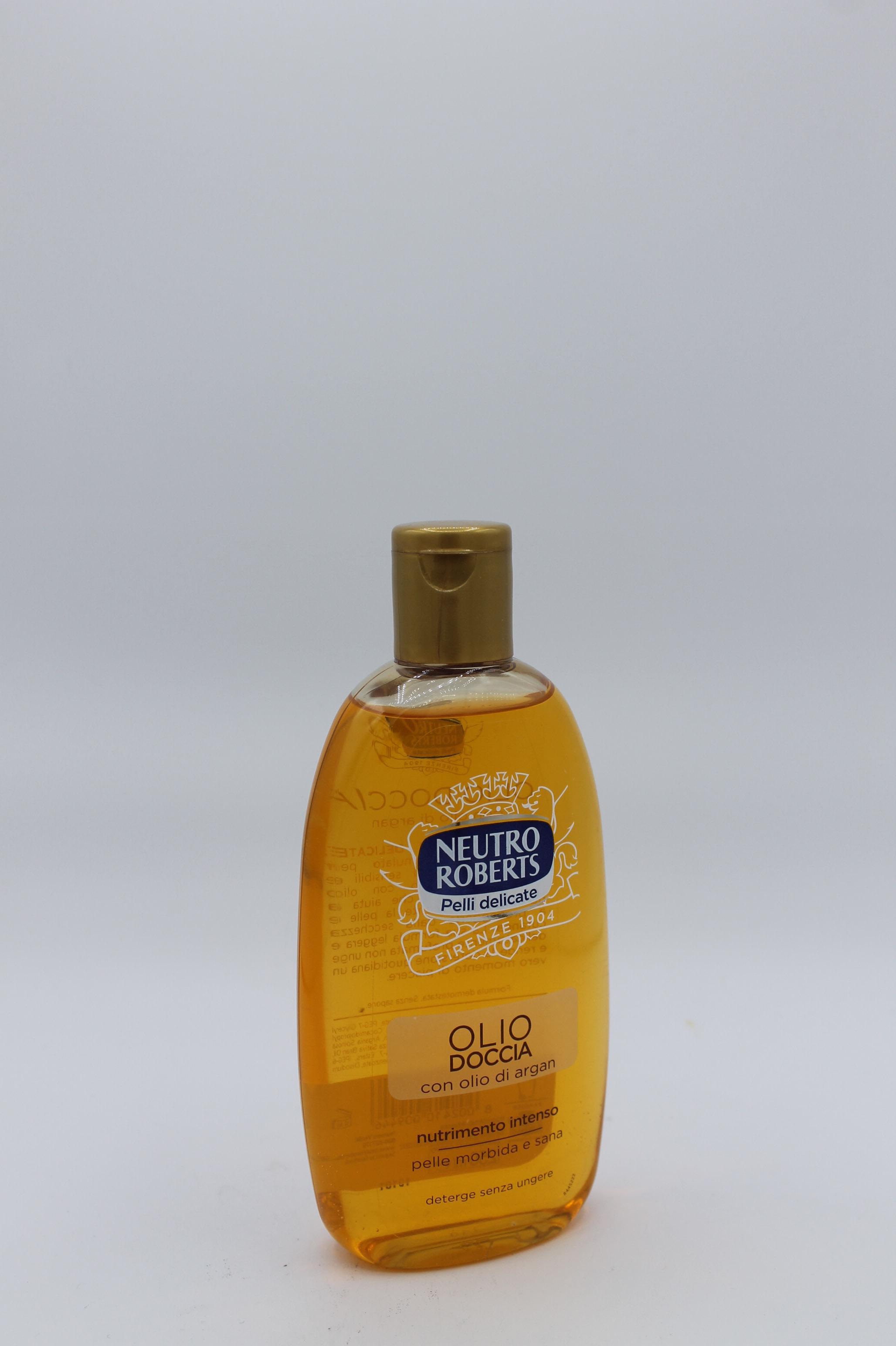 Neutro Roberts olio doccia argan 250ml.
