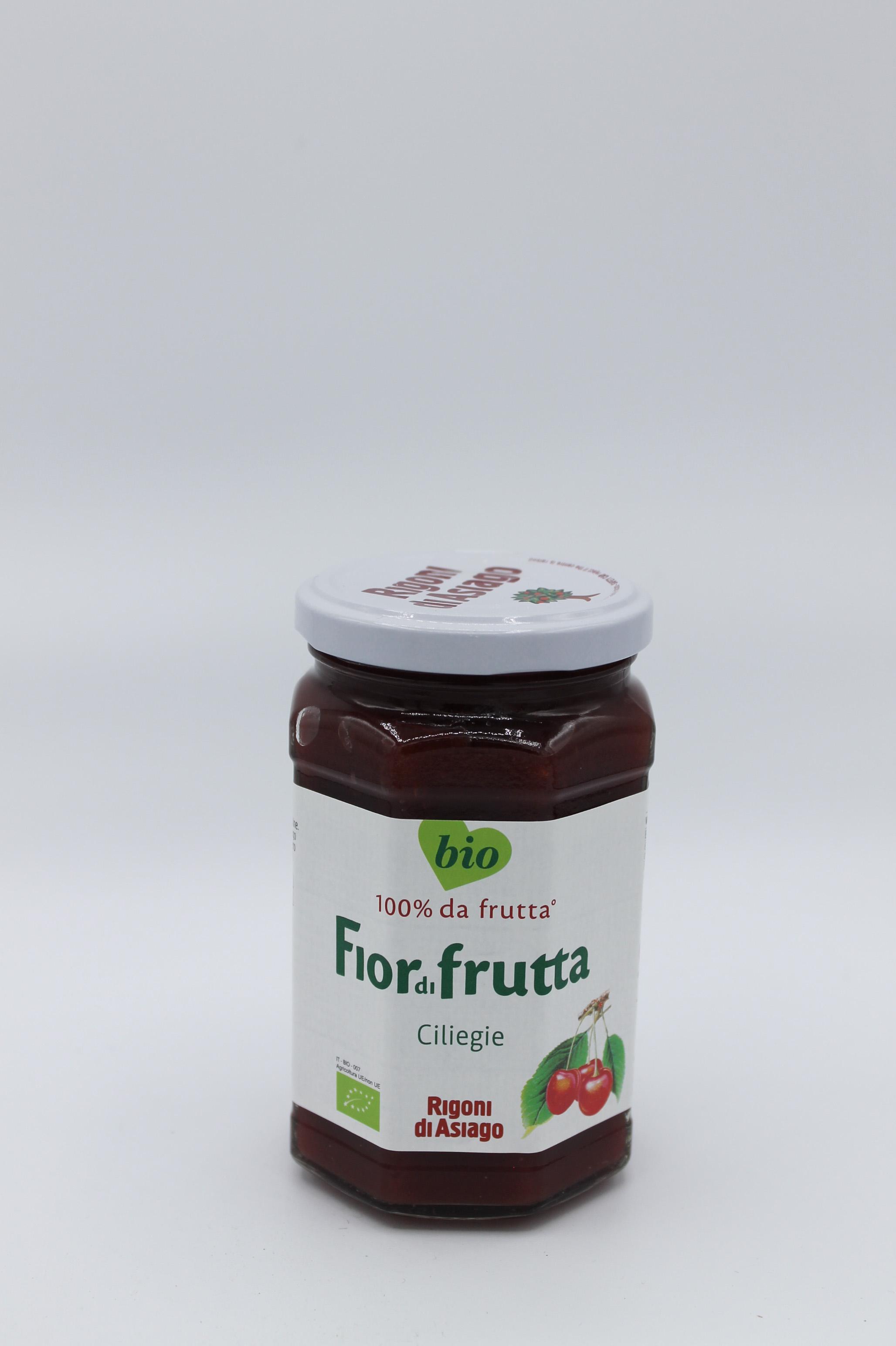 Rigoni di asiago confetture bio 330 gr vari gusti.