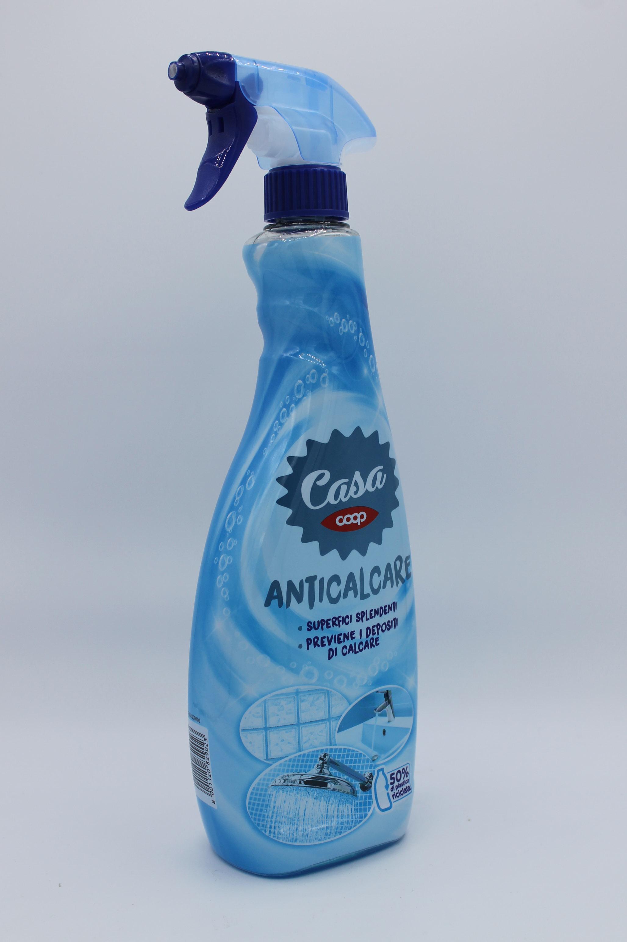 Casa coop detergente spray 750ml vari tipi.