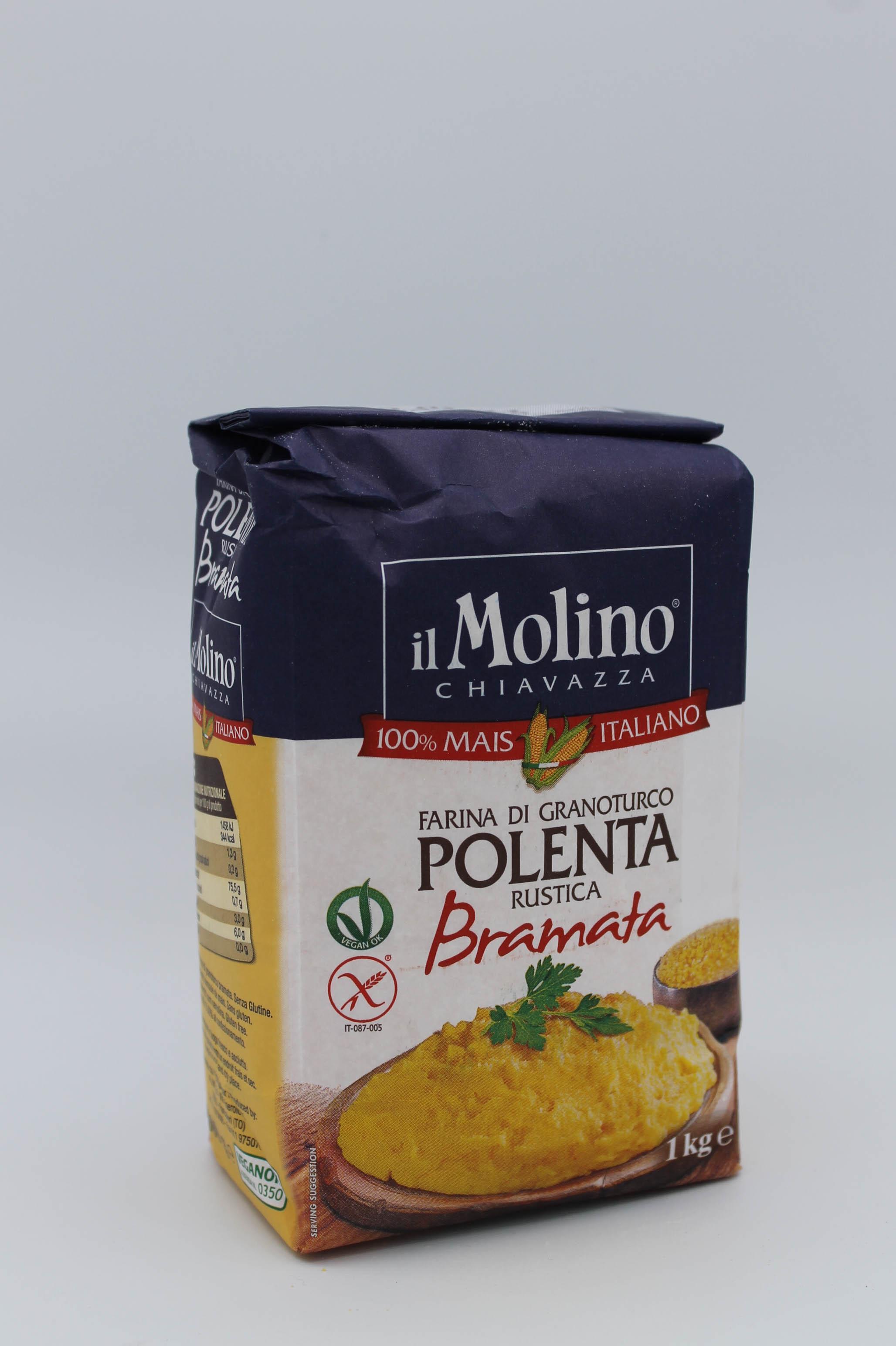 Il Molino polenta 1kg assortita.