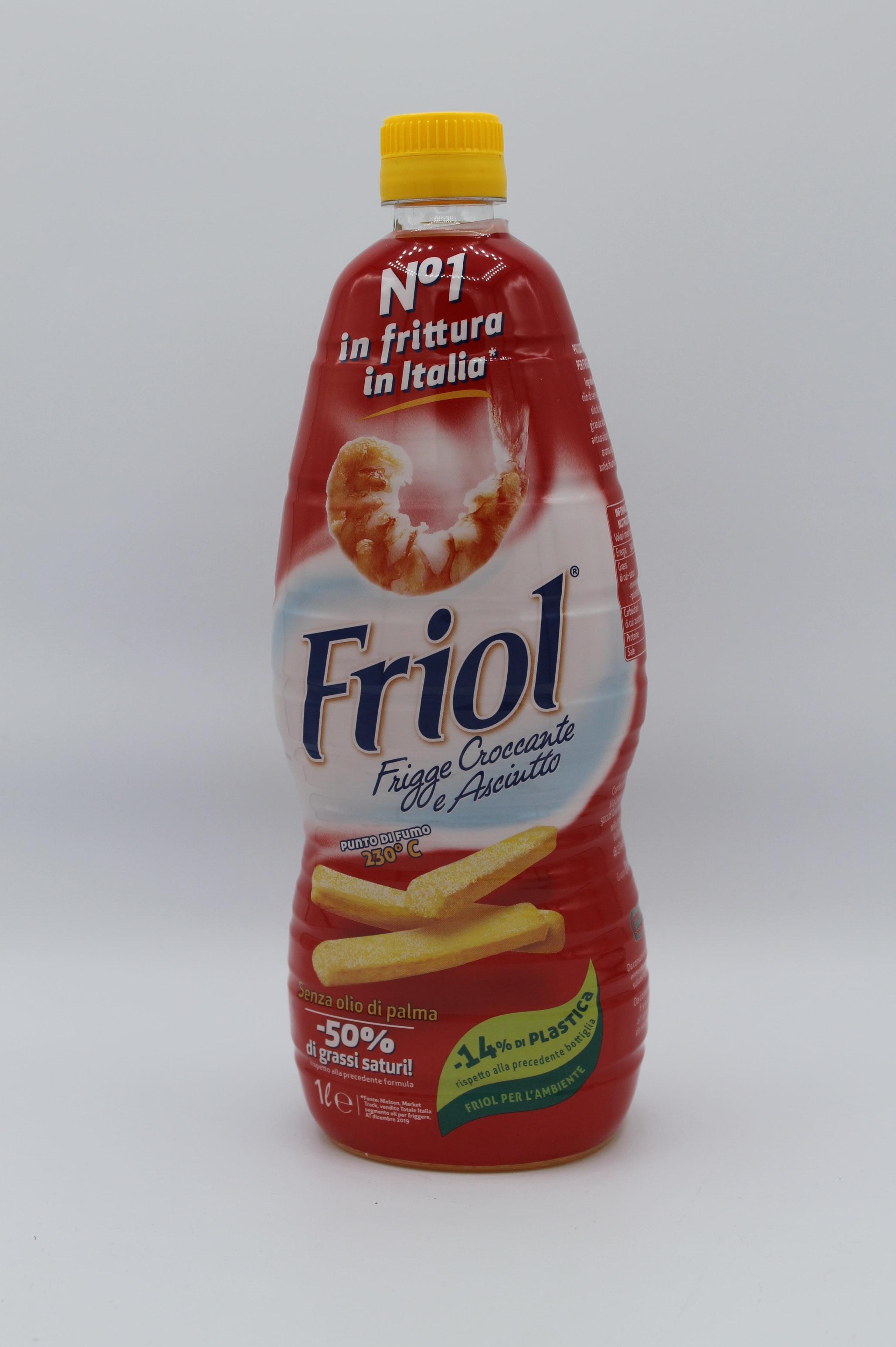 OLIO FRIOL PET 1 LT