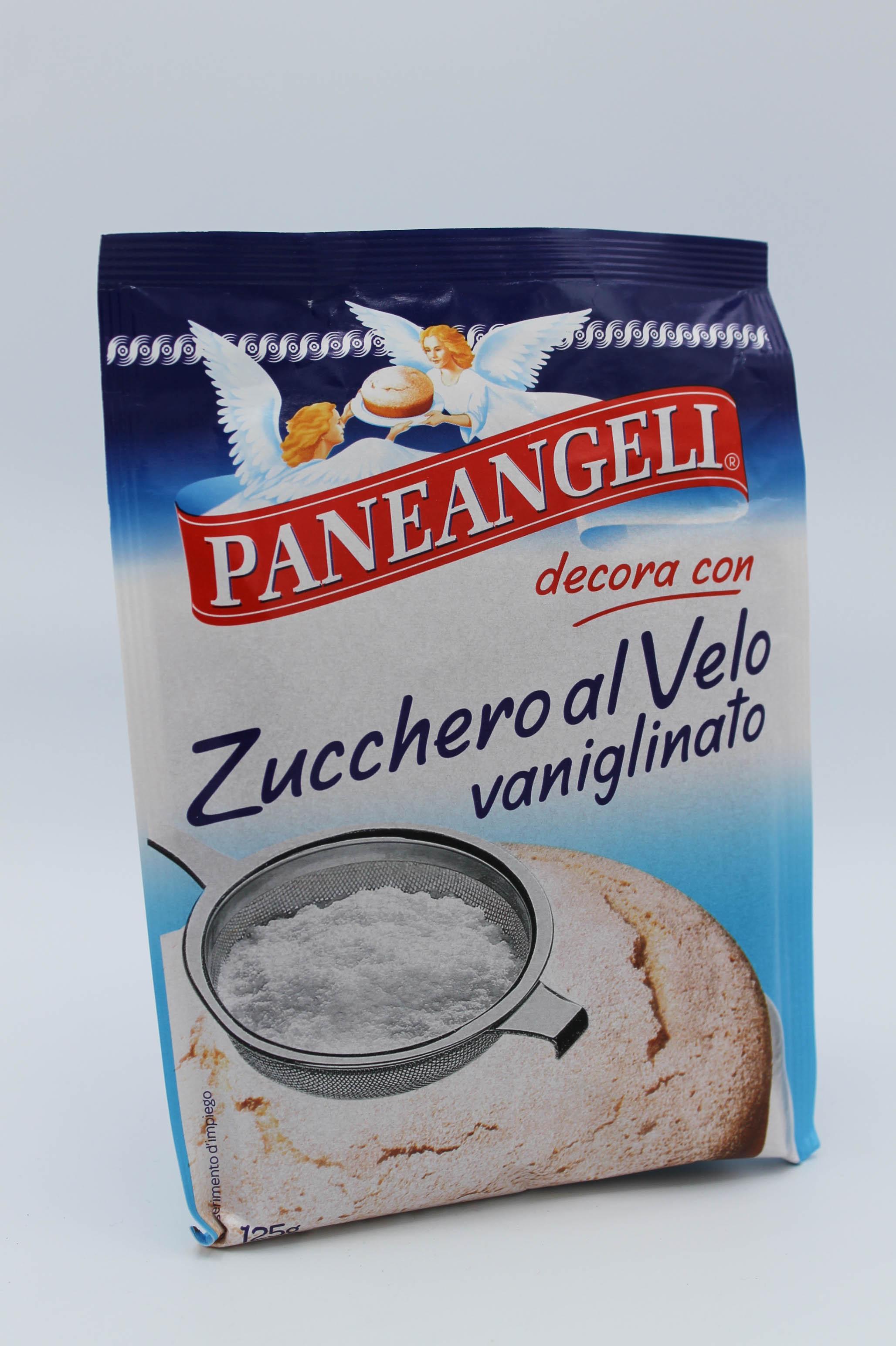 Zucchero a velo vanigliato 125 gr.
