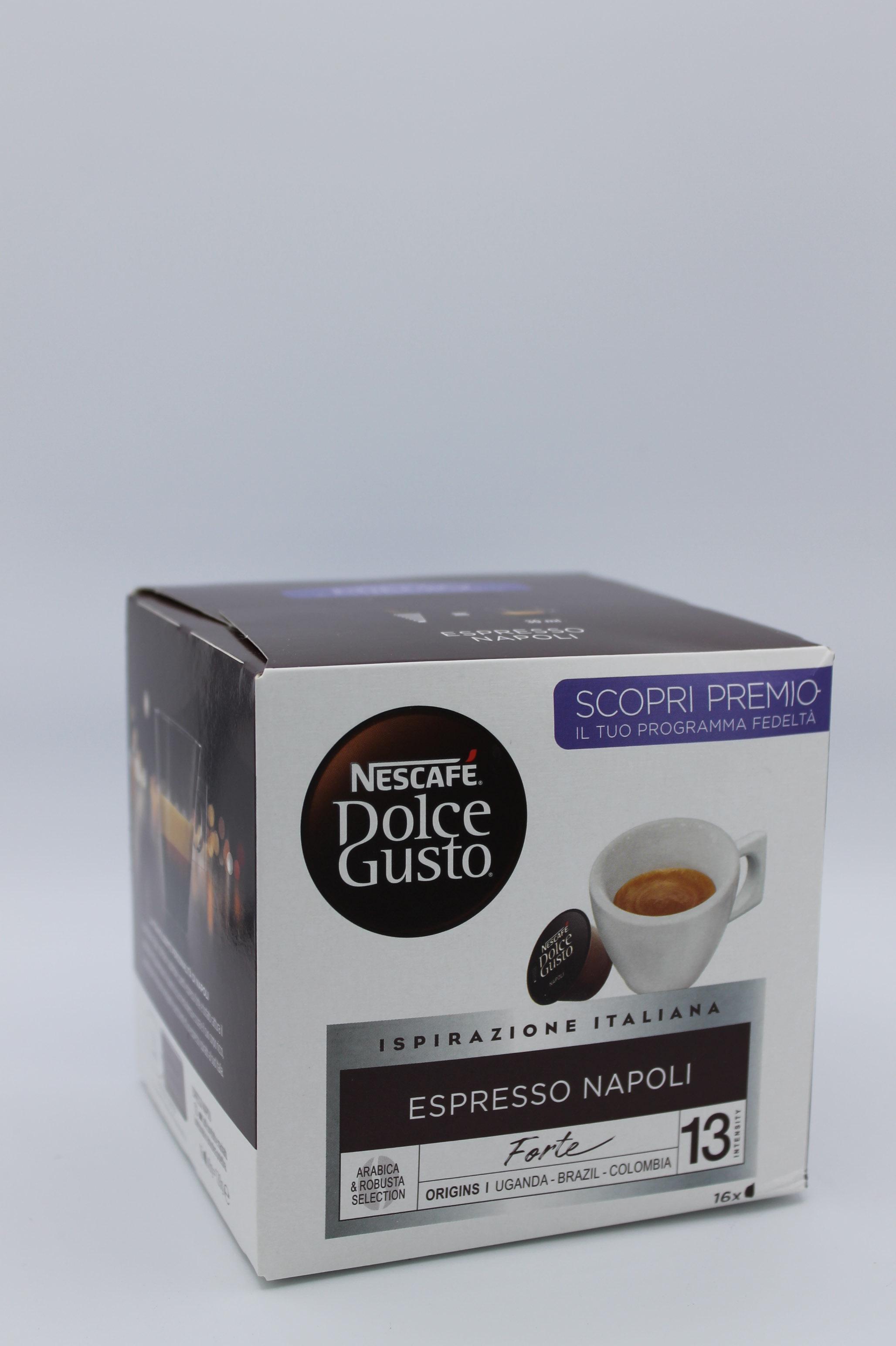 nescafé capsule espresso napoli