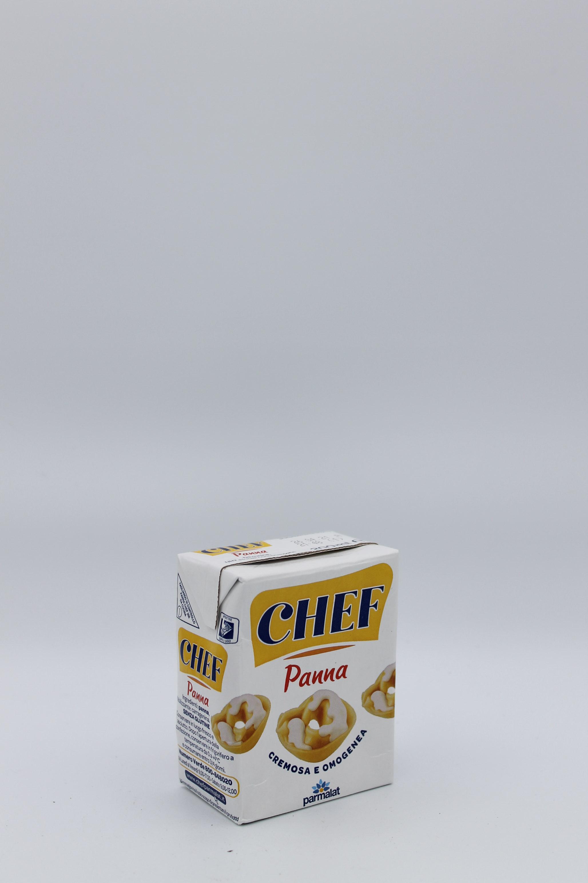 Parmalat panna da cucina 200 ml.