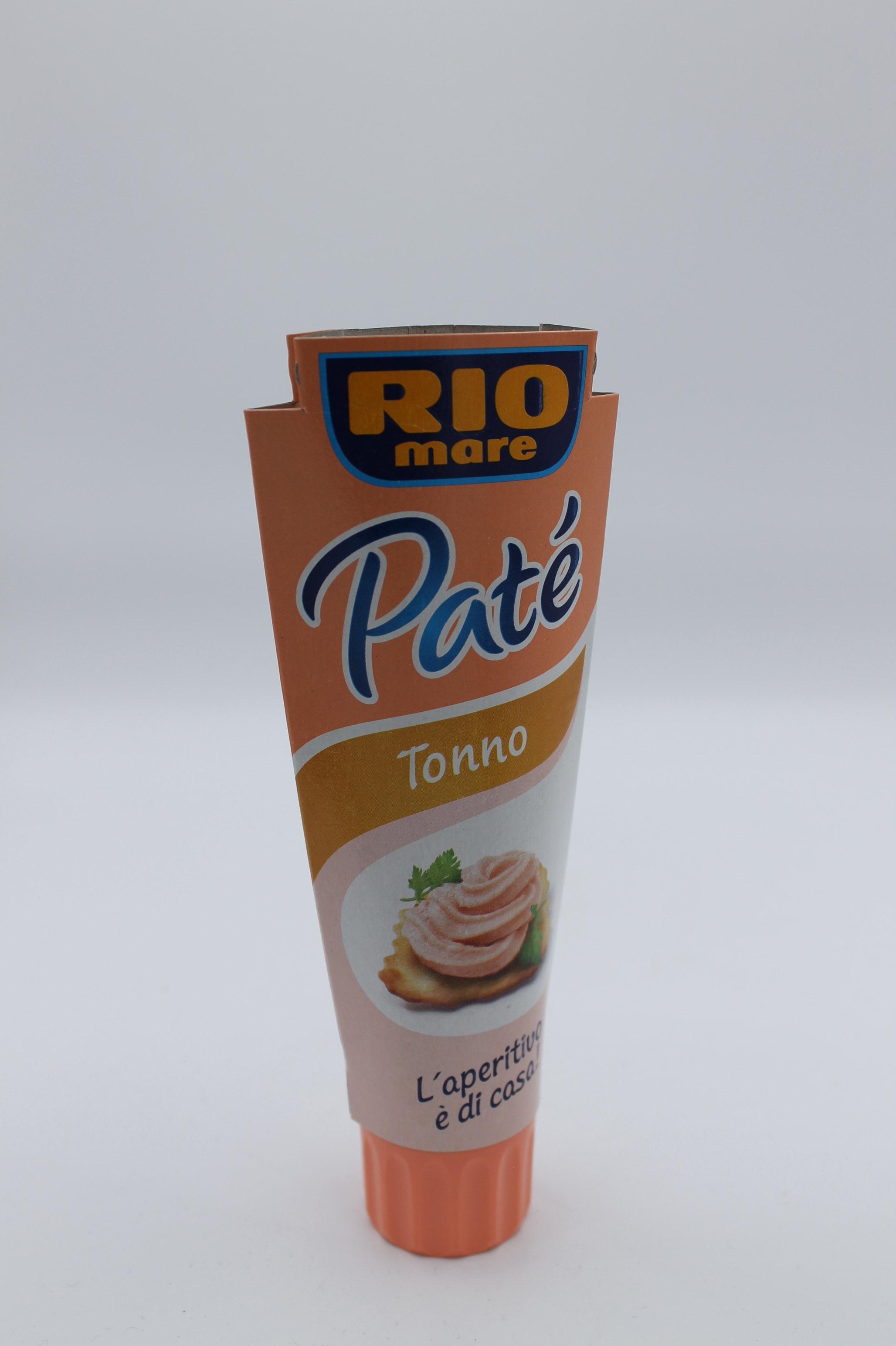 Rio mare patè tonno 100 gr.