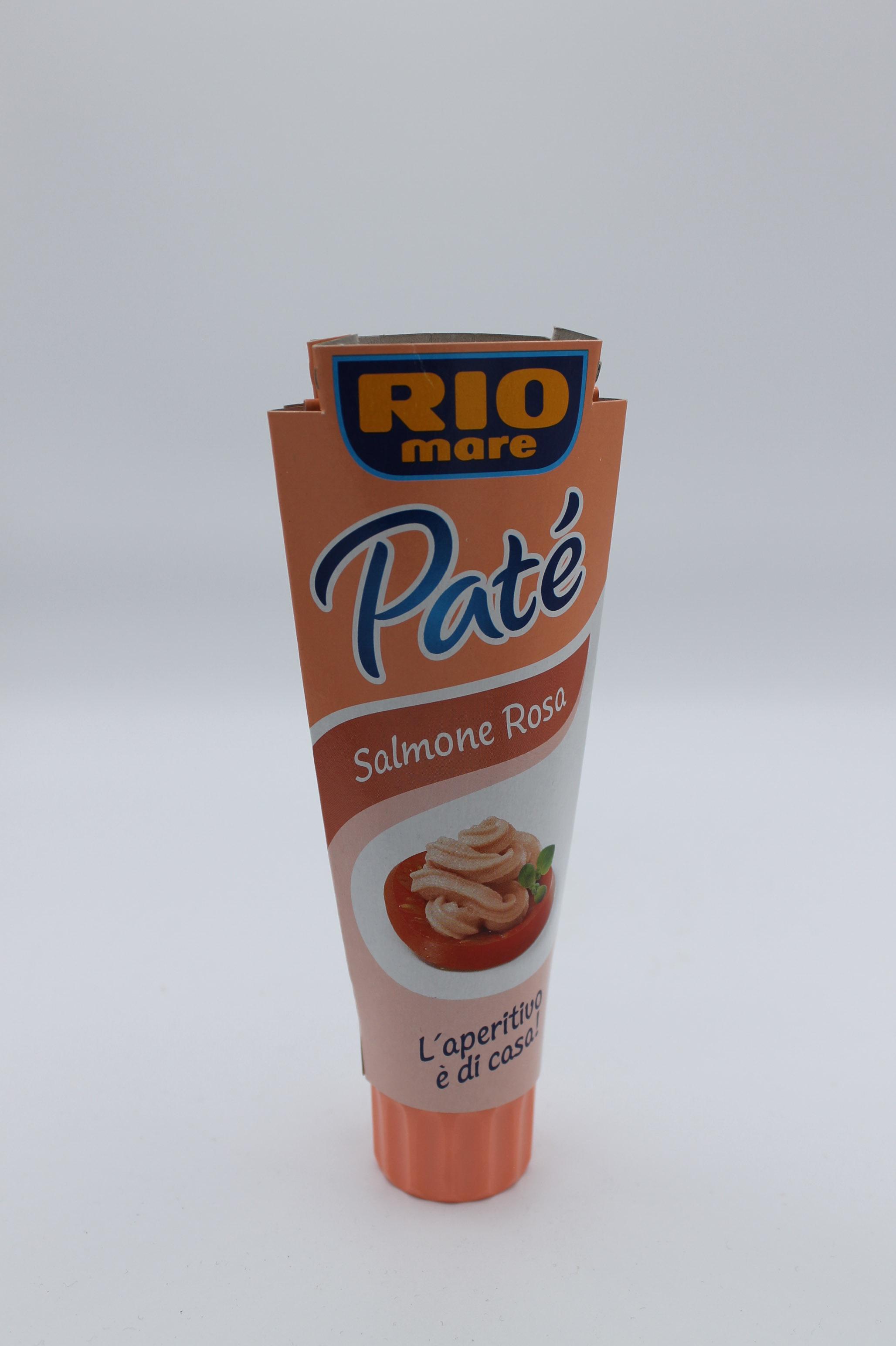Rio mare patè salmone 100 gr.
