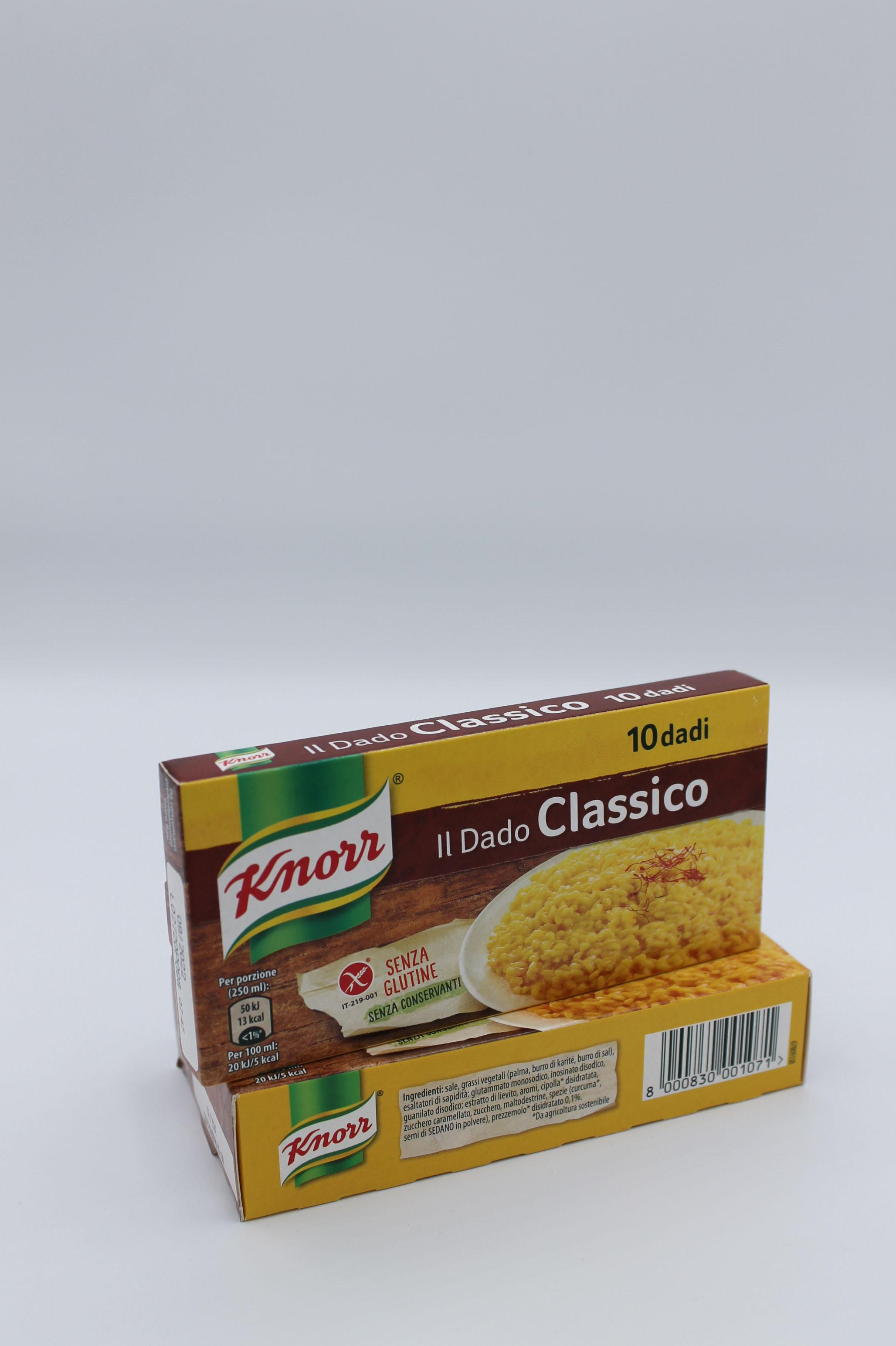 Knorr dado classico 100 gr.