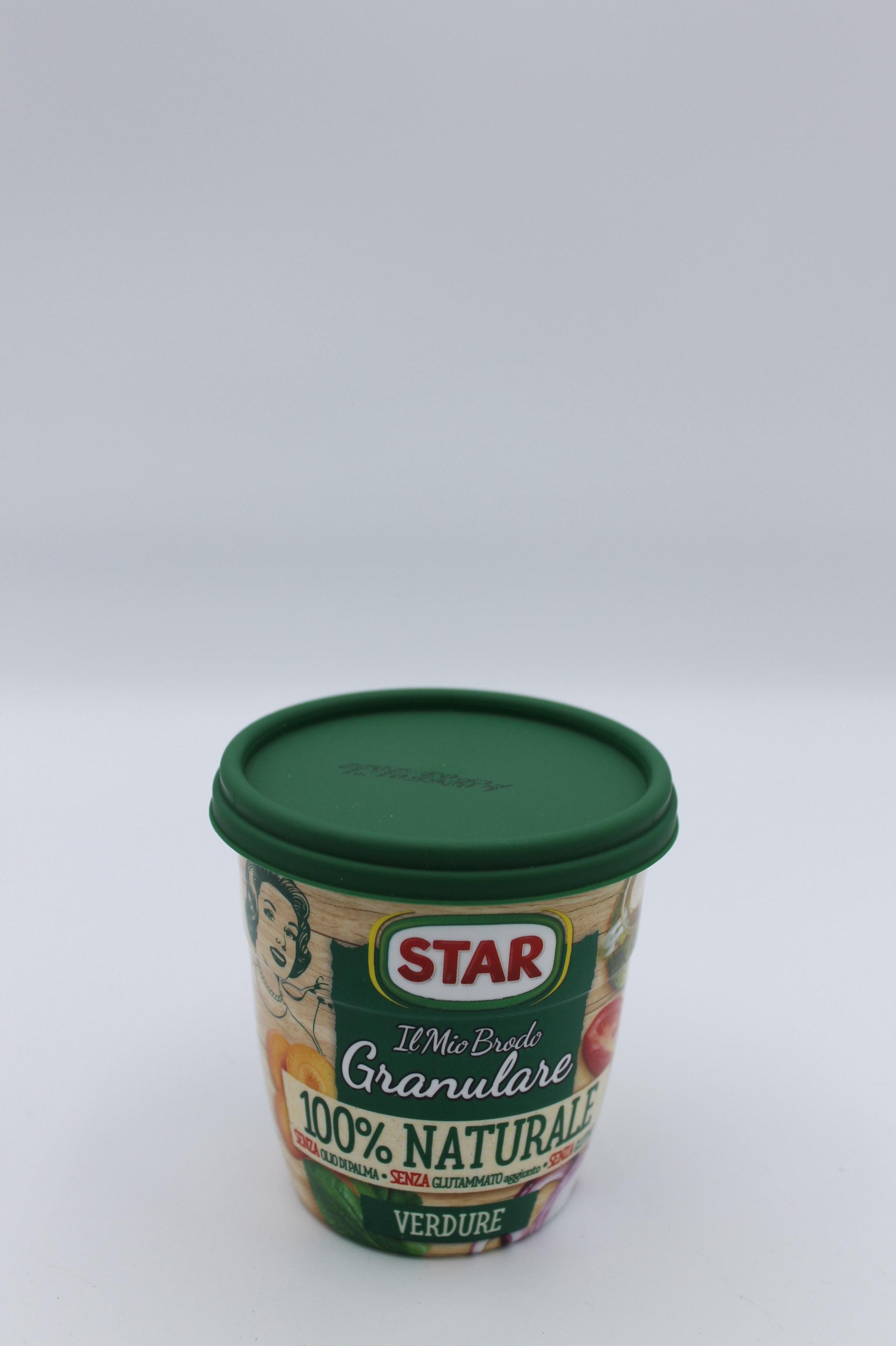 Star brodo granulare verdure 150 gr.