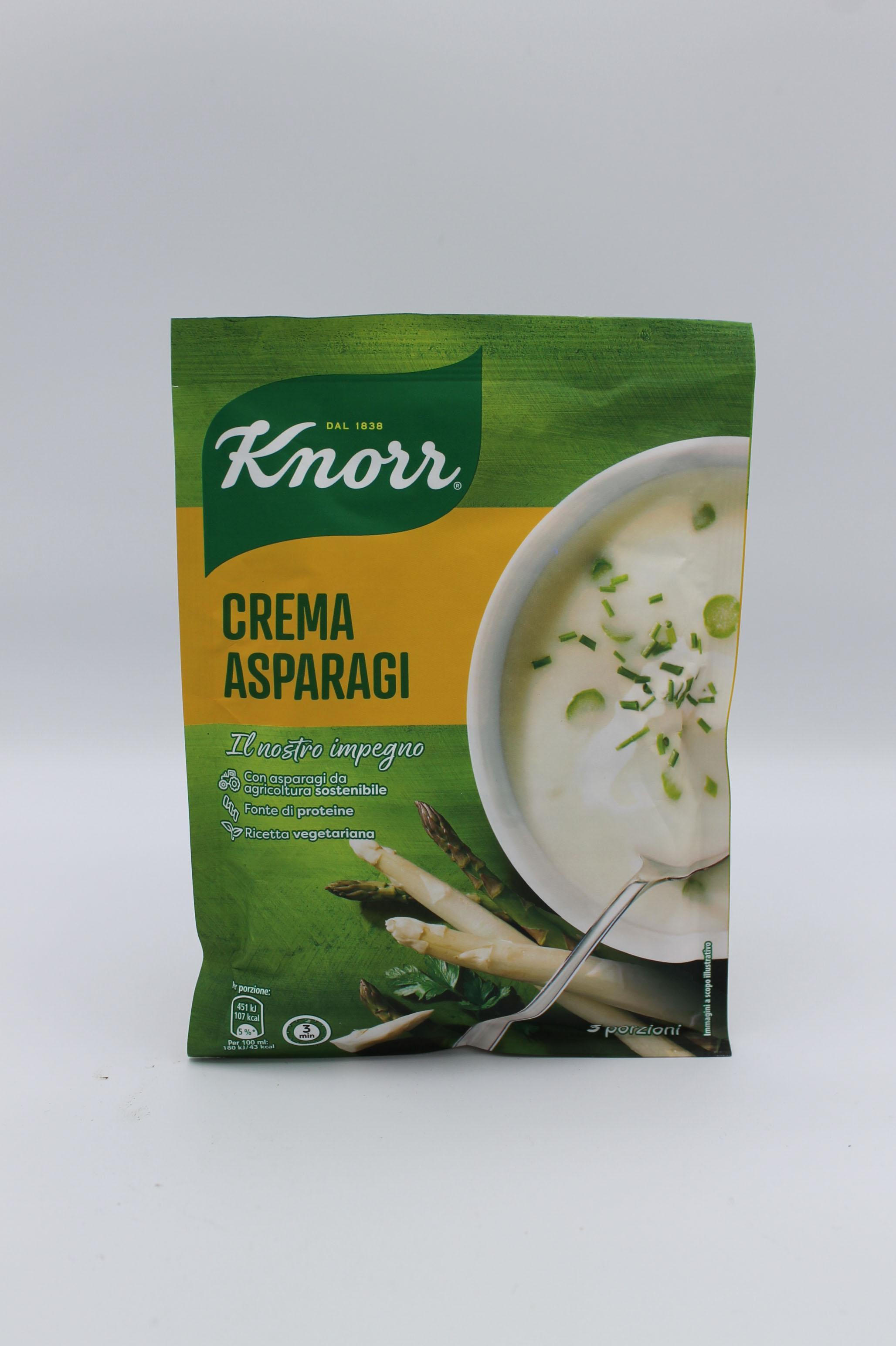 Knorr crema asparagi 91 gr.