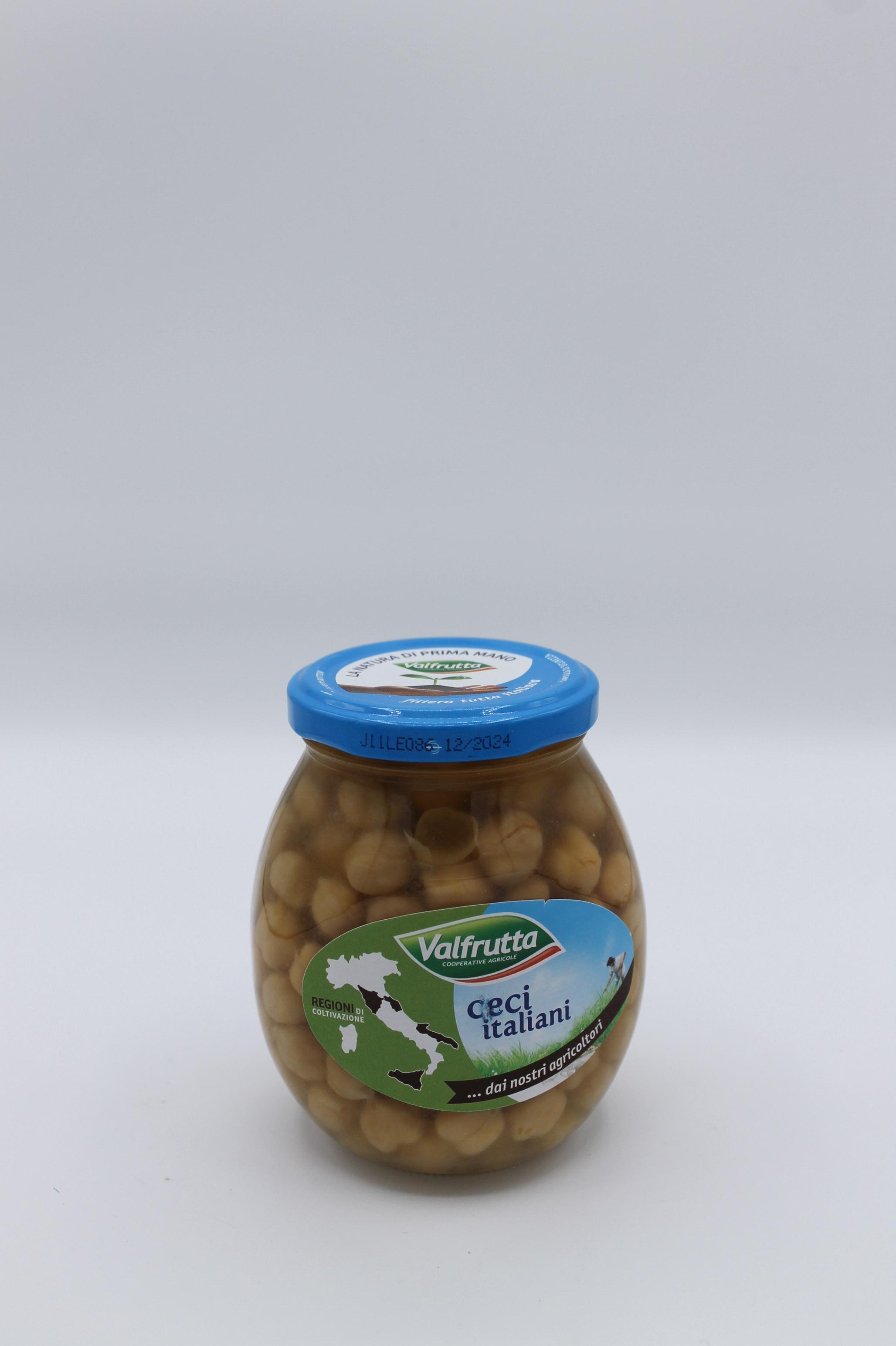 Valfrutta ceci 230 gr.