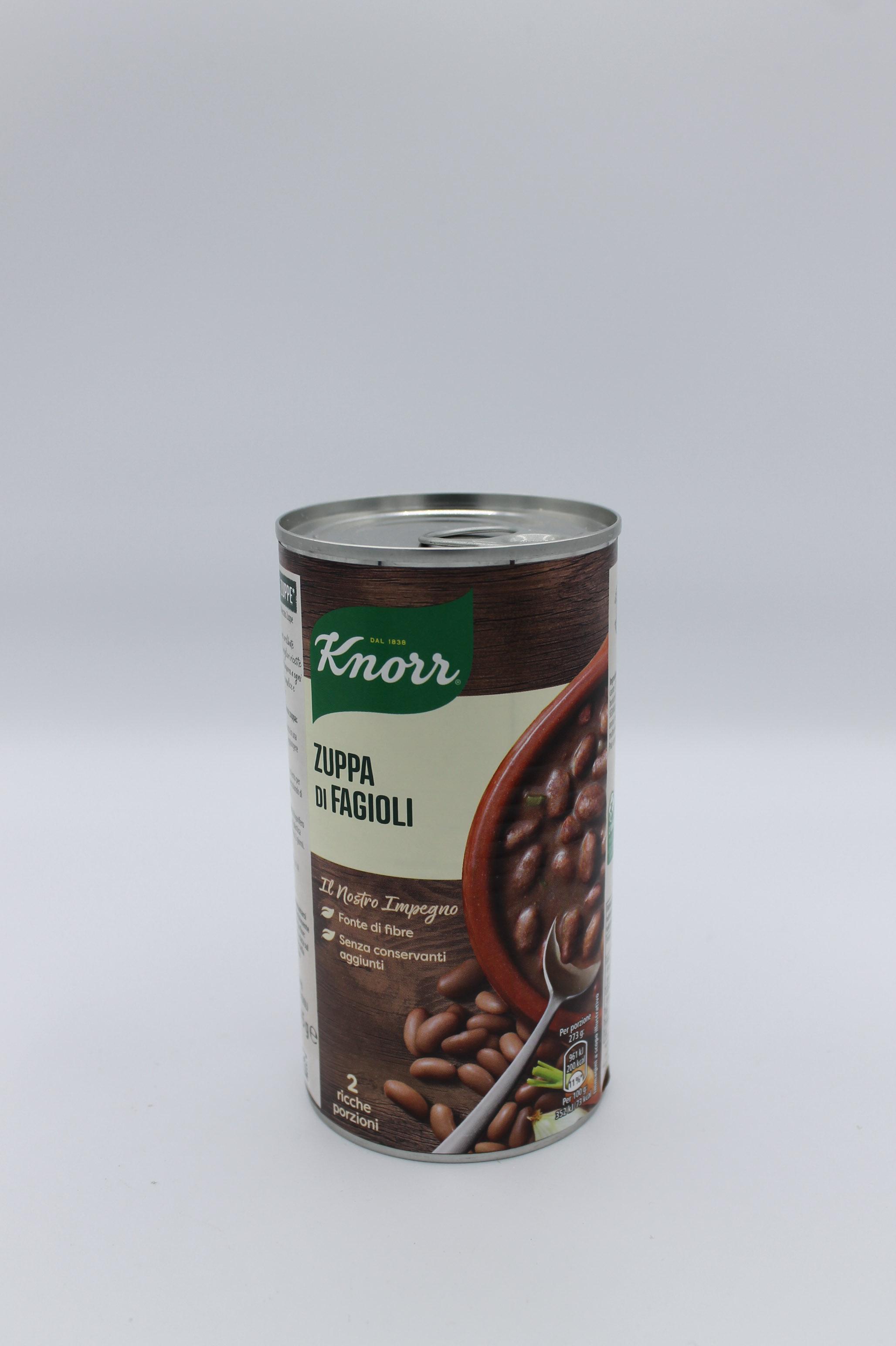 Knorr zuppa fagioli 545 gr.