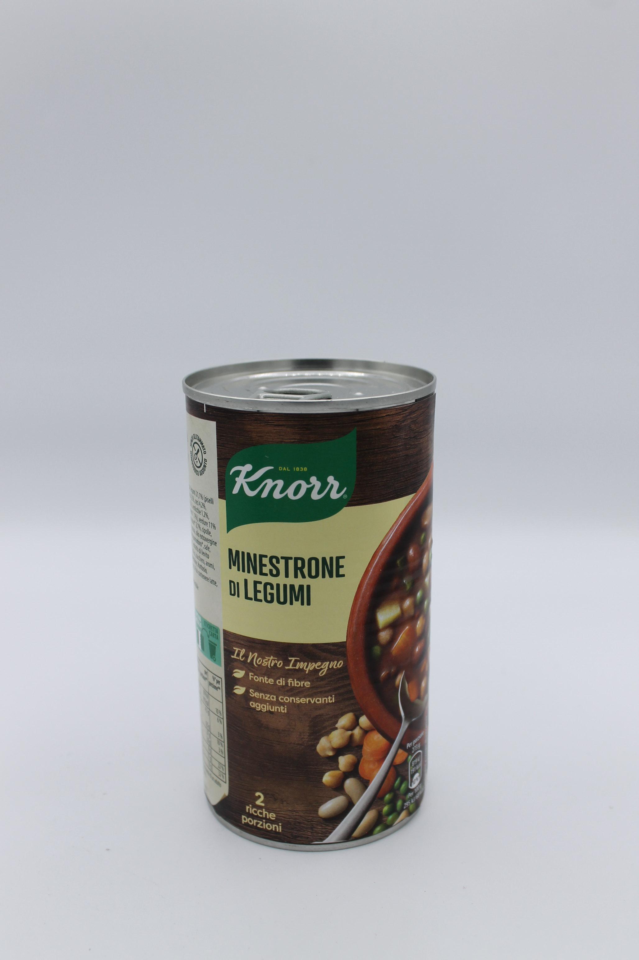 Knorr minestrone legumi 545 gr.