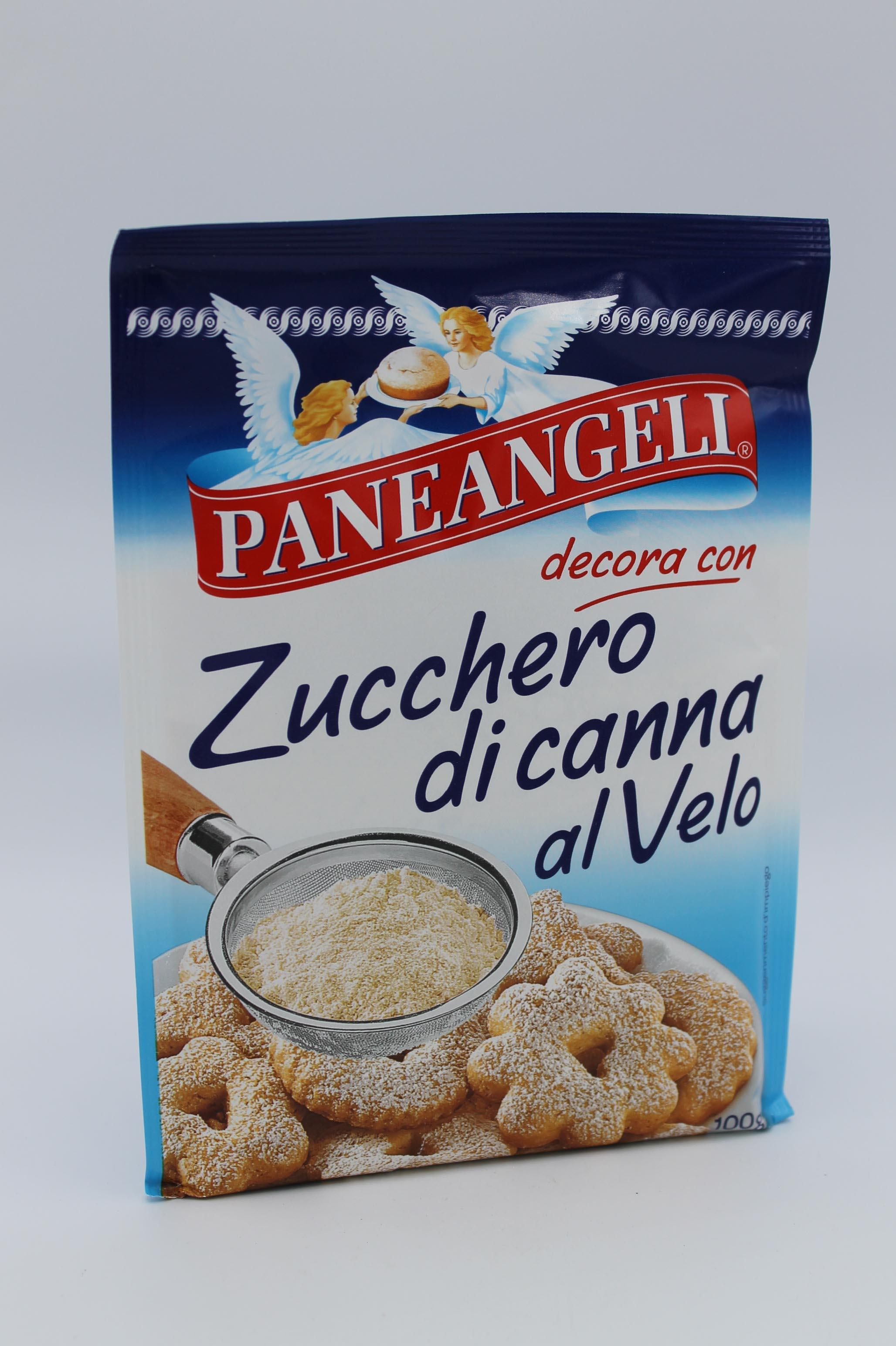 Paneangeli zucchero canna al velo 100 gr.