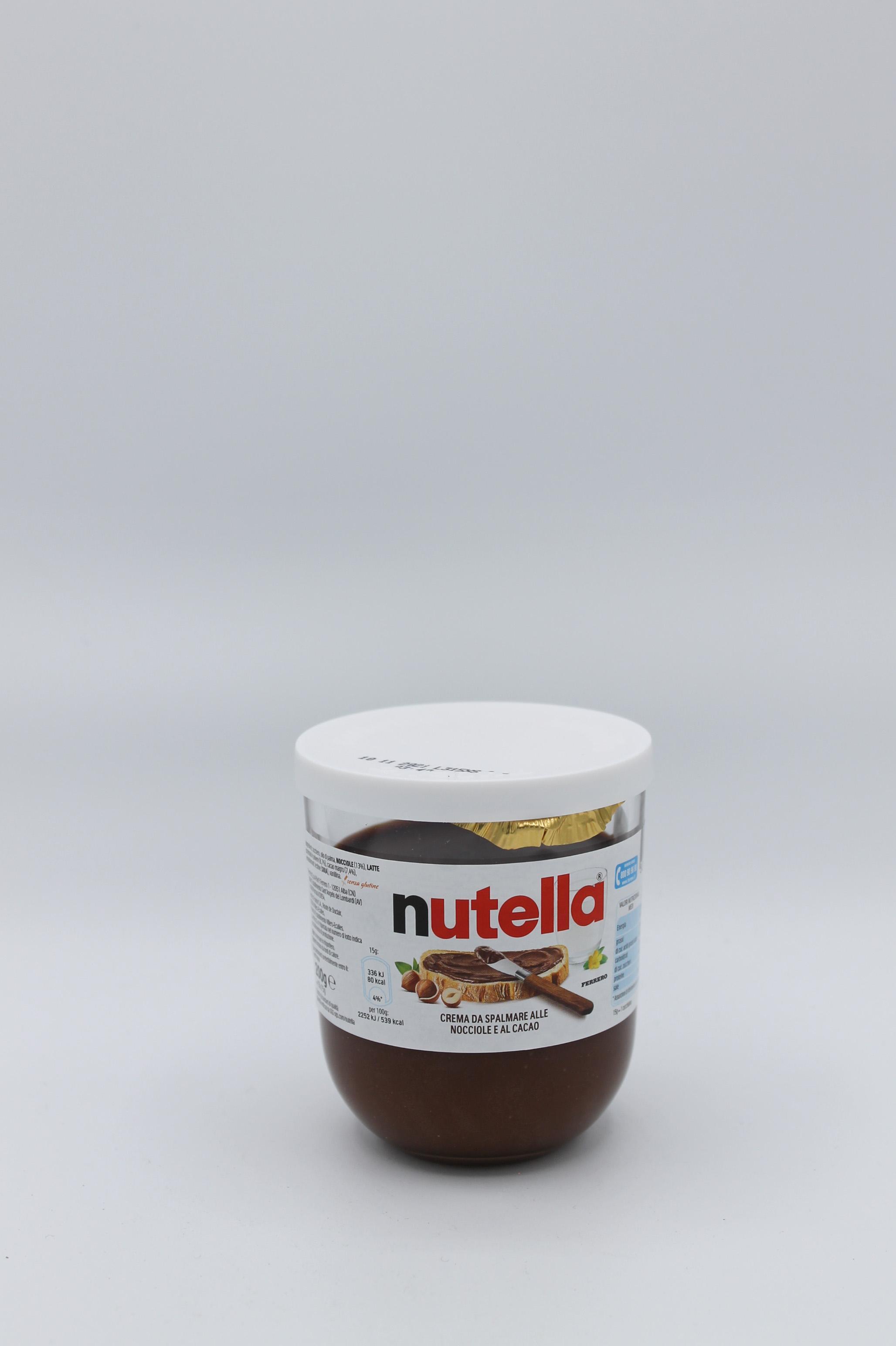 Ferrero nutella 200 gr.