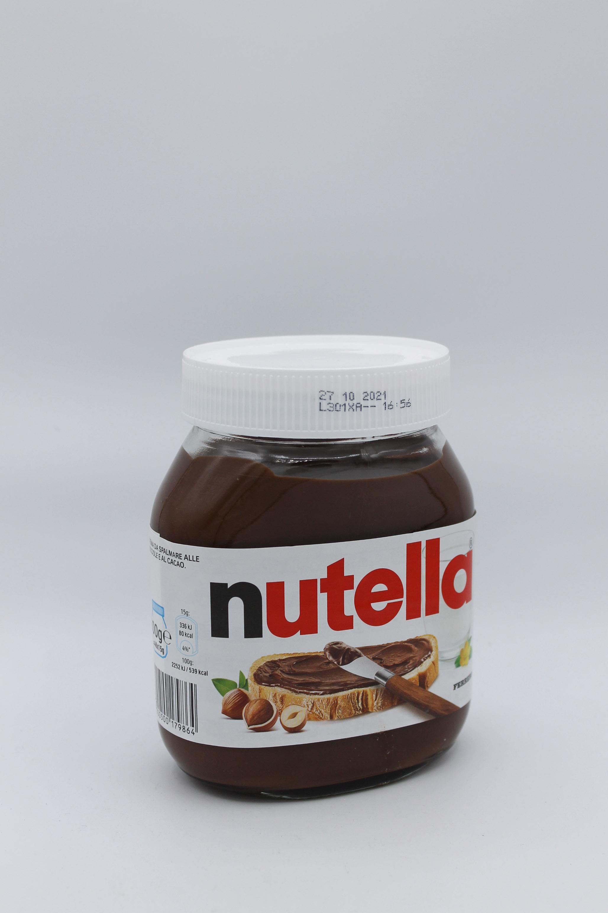 Ferrero nutella 600 gr.