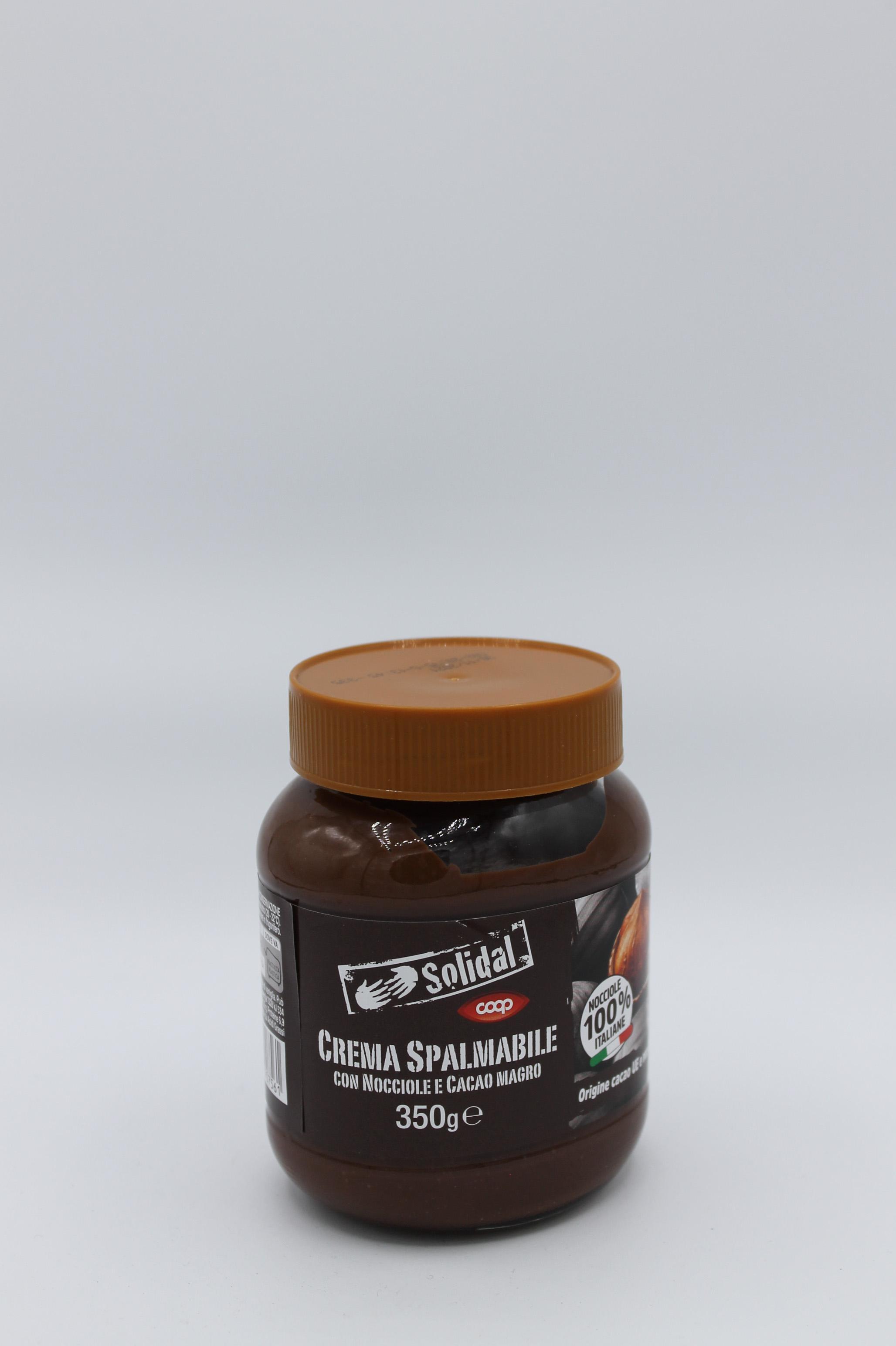 Coop crema spalmabile 350 gr.