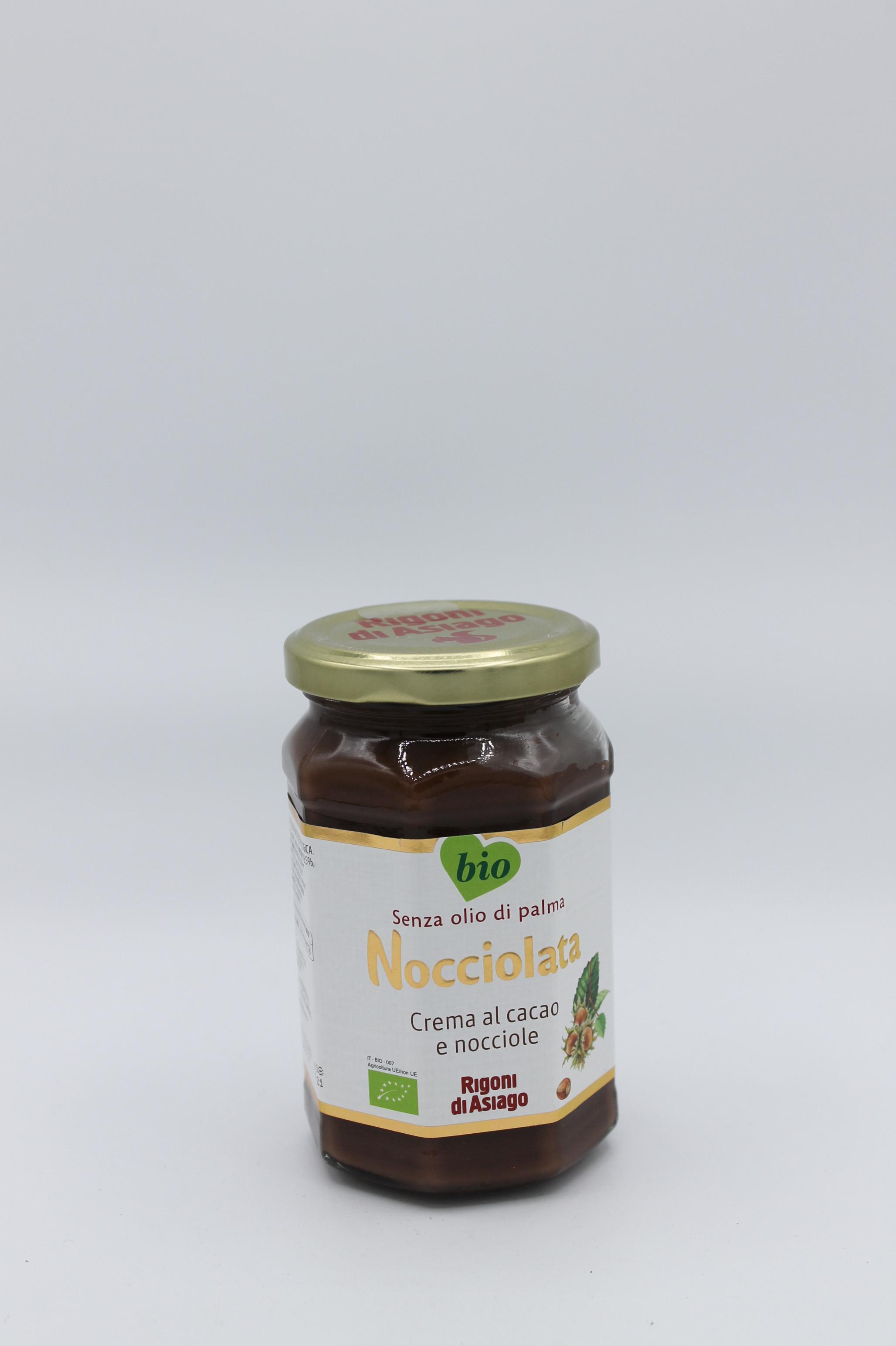 Rigoni crema spalmabile nocciolata bio 350 gr.