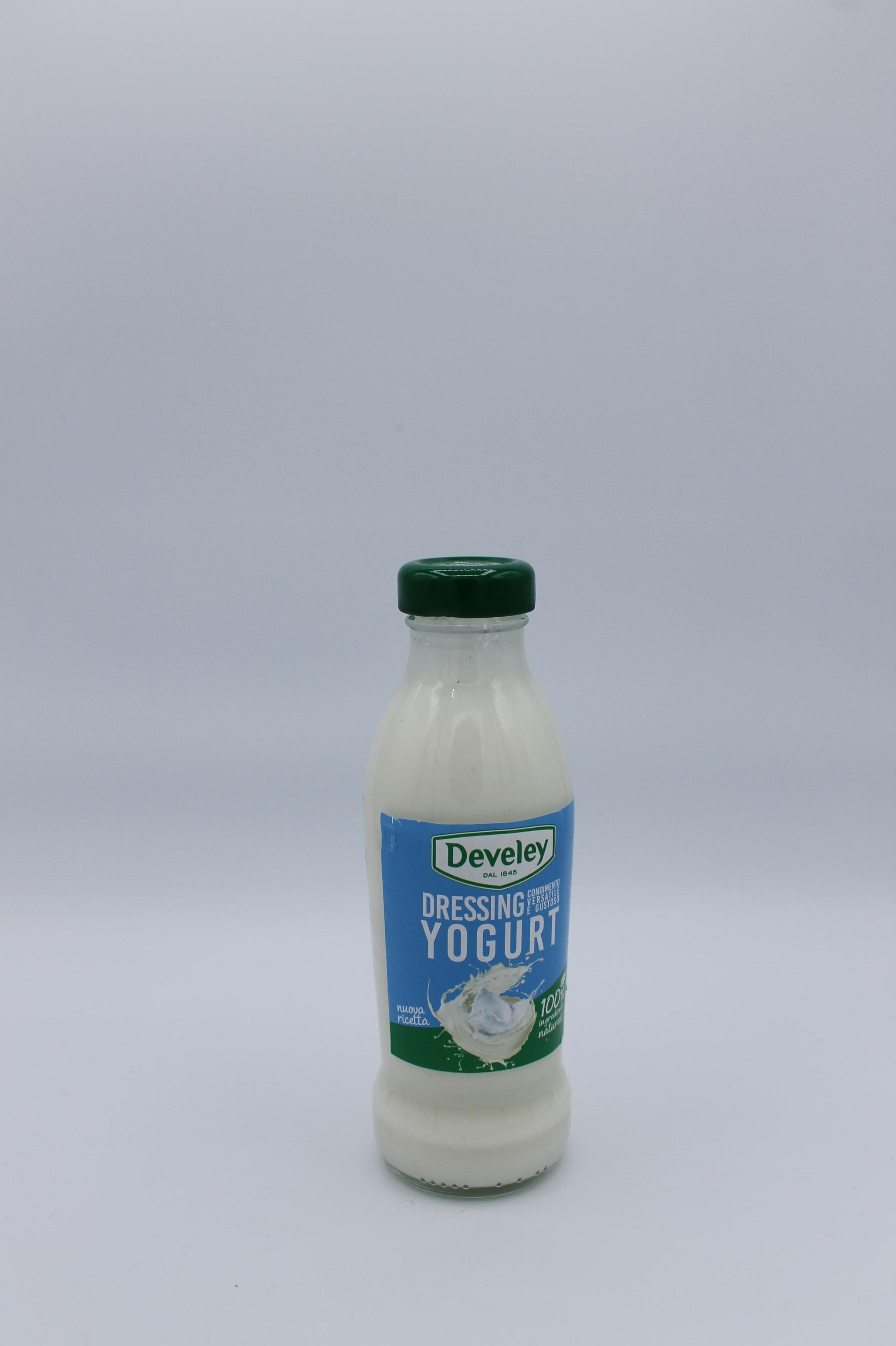 Develey dressing yogurt 238 gr.